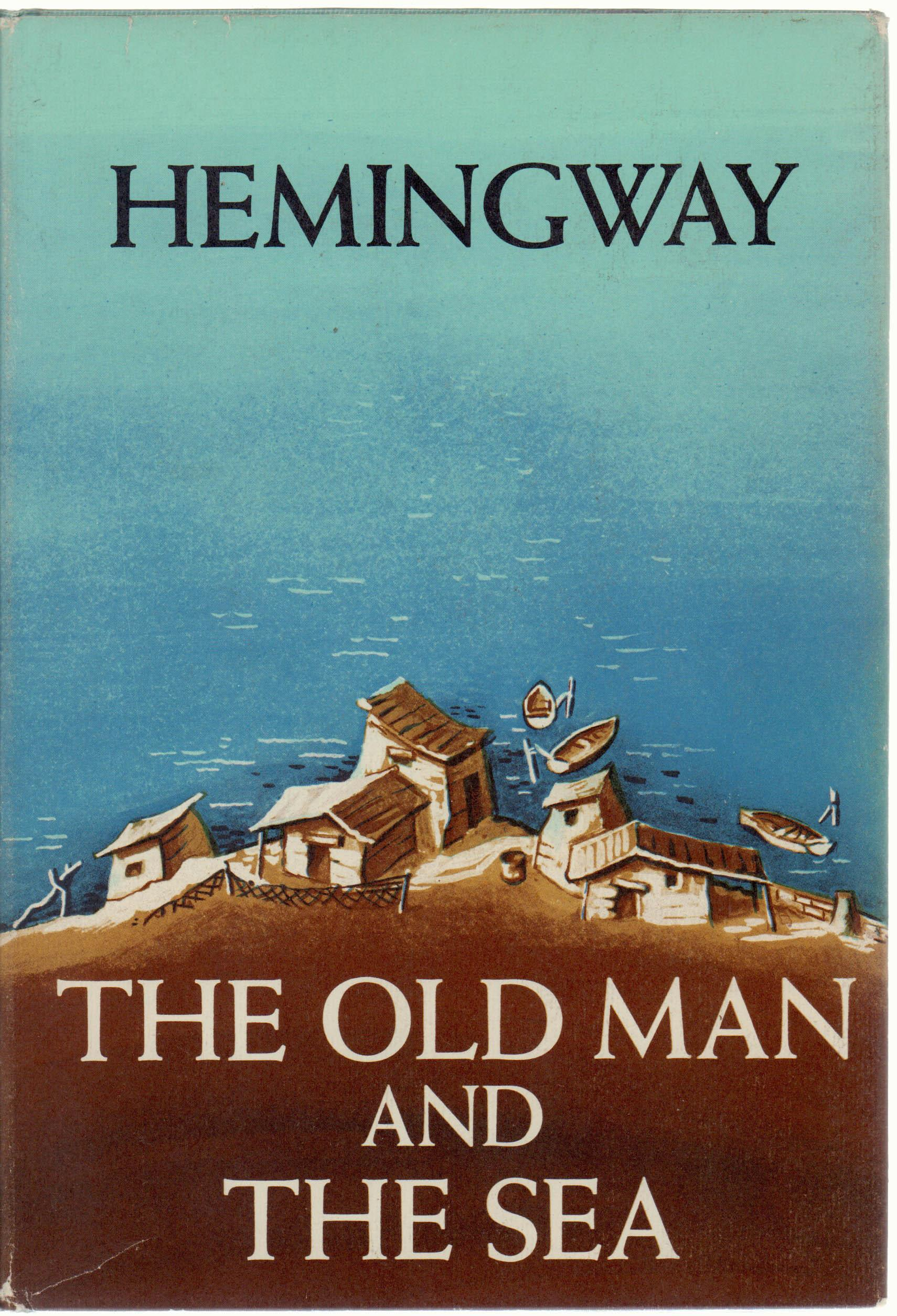 The Old Man And The Sea By Ernest Hemingway Chairish