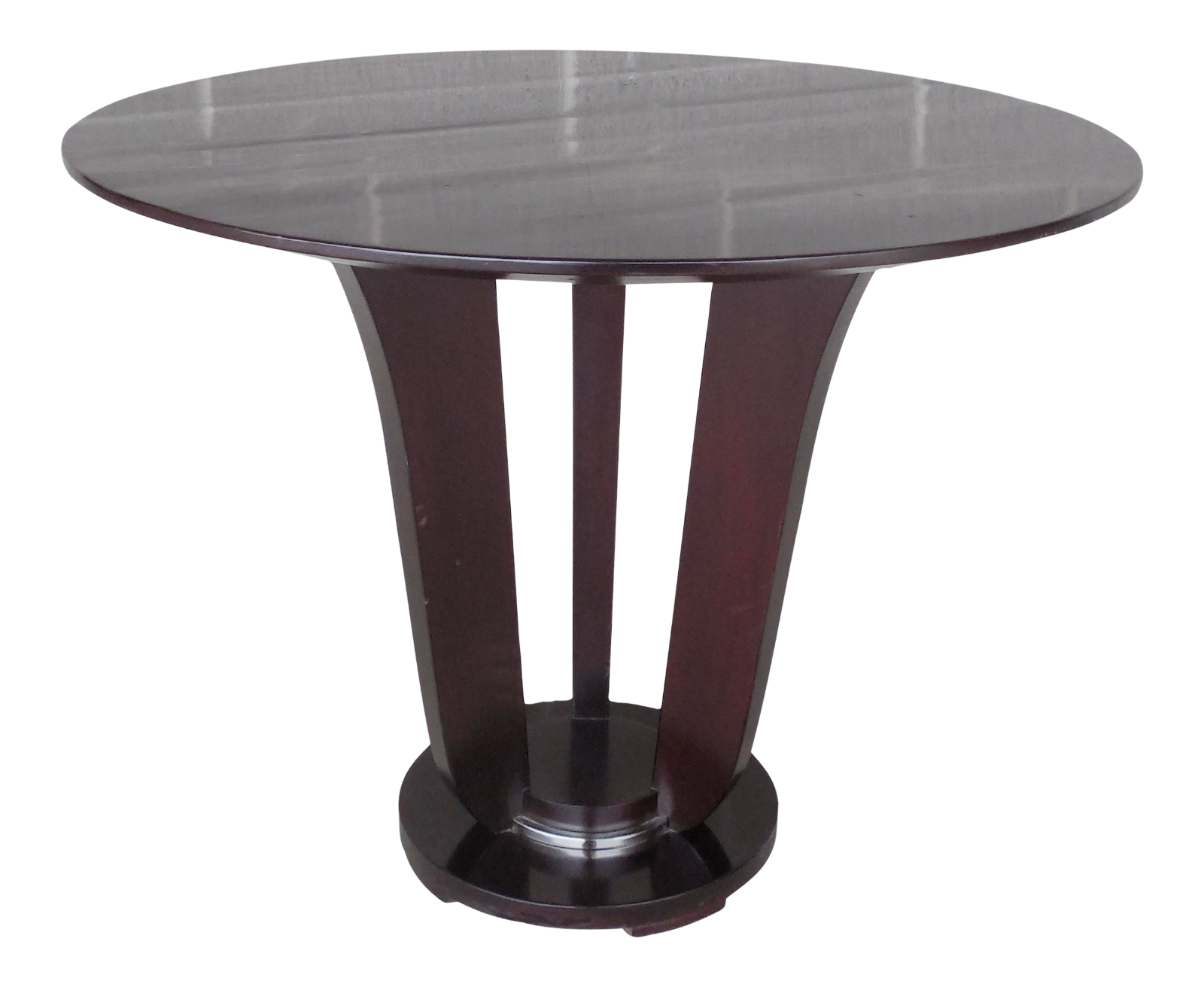 Barbara Barry Art Deco Style Side Table Chairish