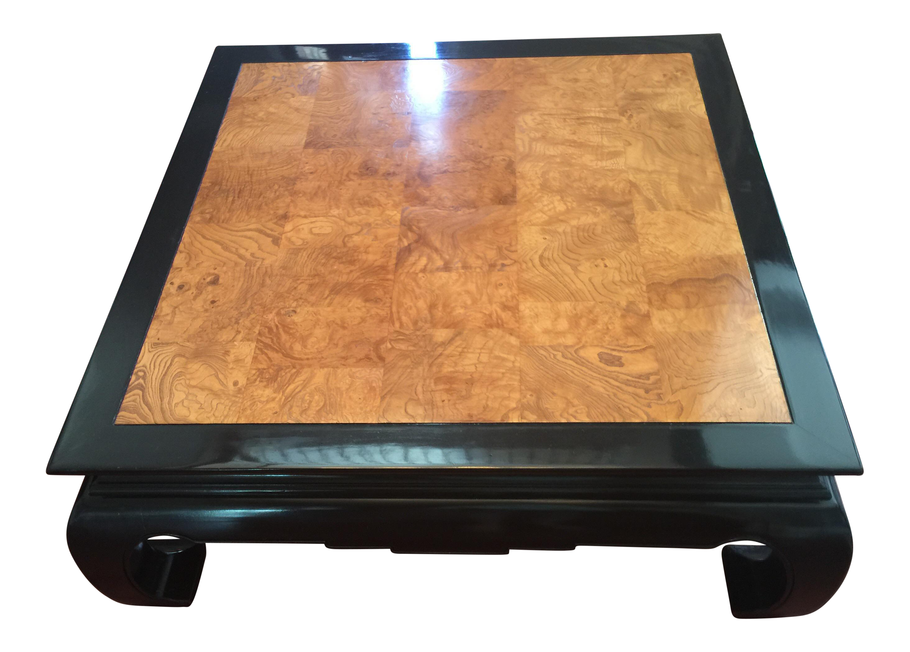 Ethan Allen Chinoiserie Coffee Table