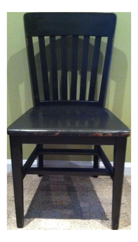 B l marble chair company office desk chairish