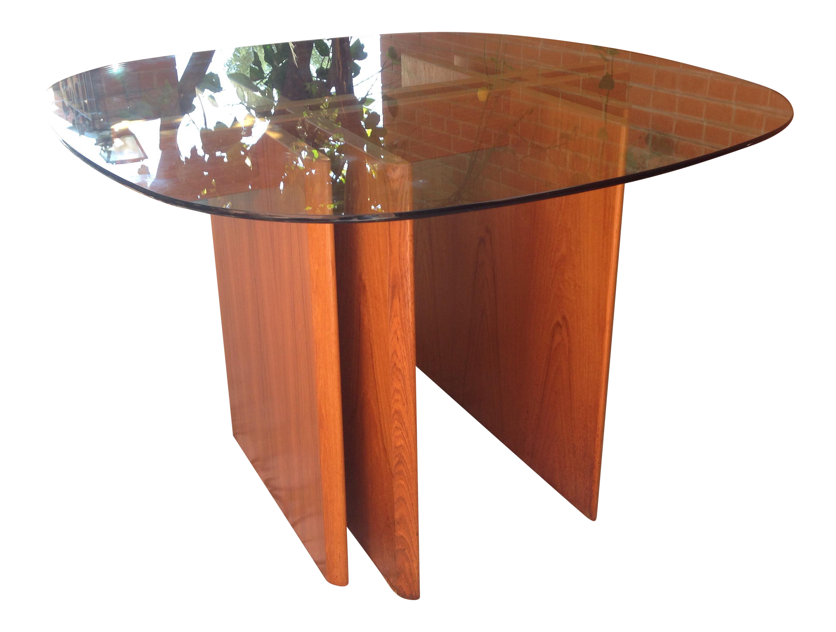 Vintage & Used Transparent Dining Tables