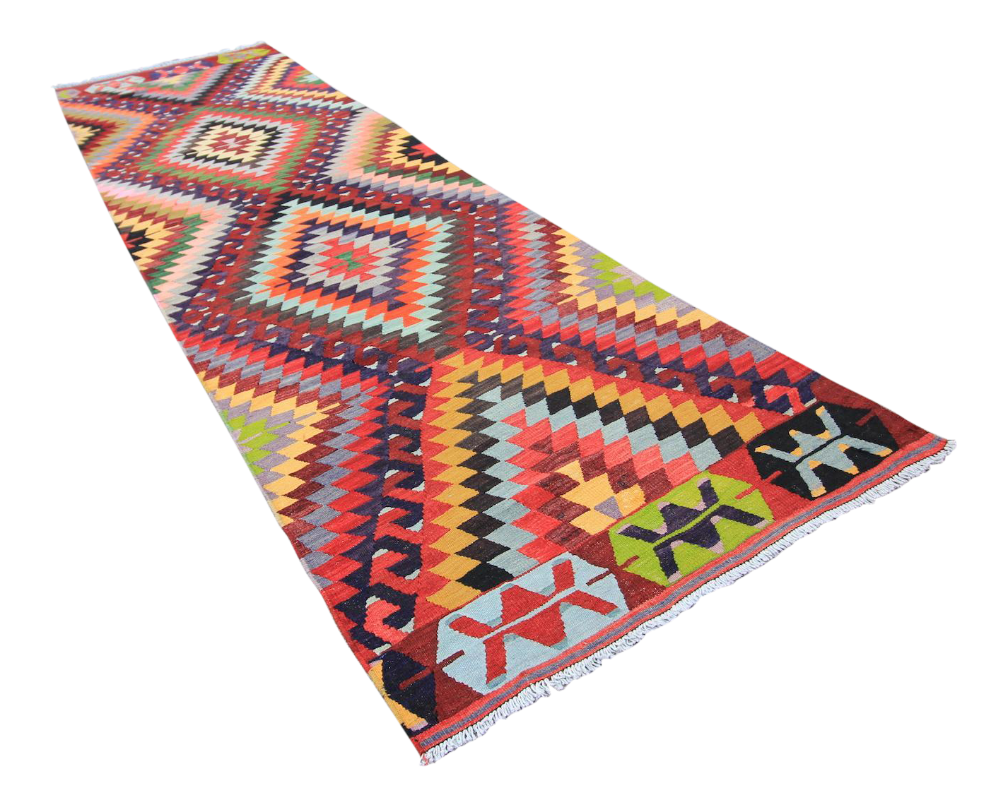 Turkish Kilim Rugs Oversized