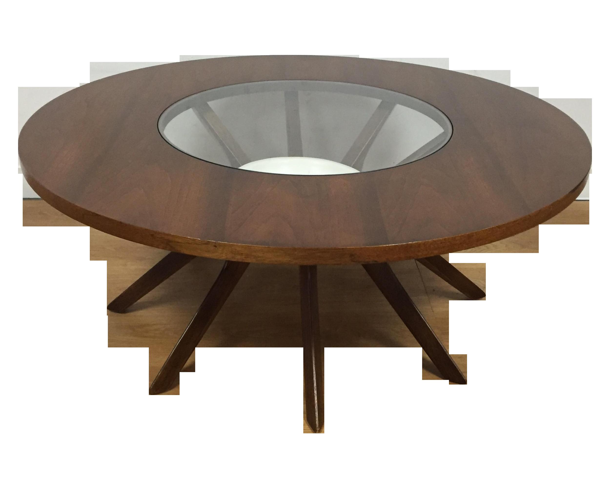broyhill brasilia cathedral coffee table chairish broyhill b