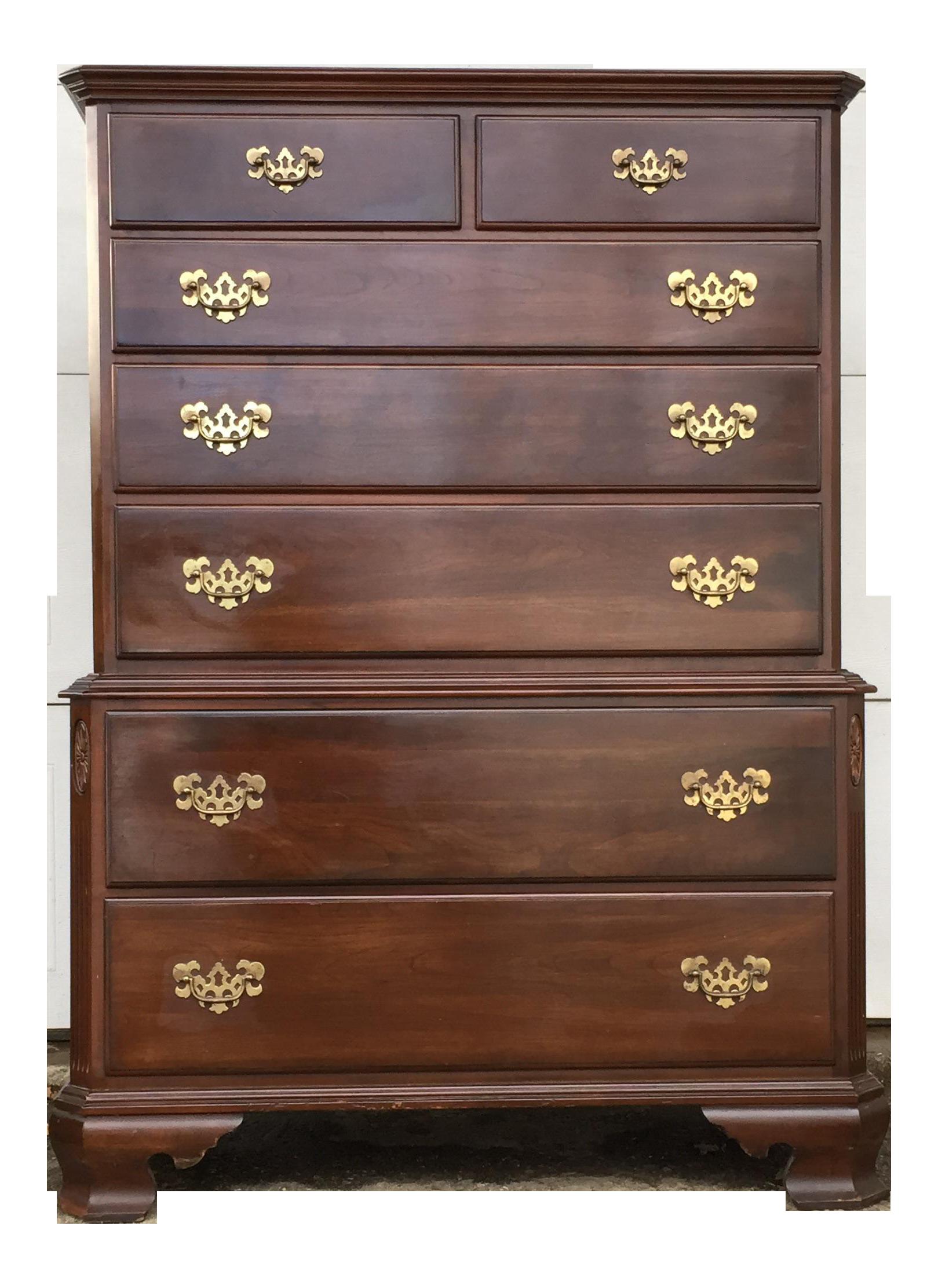 Second Hand Oak Bedroom Furniture Gently Used Ethan Allen Furniture Chairish