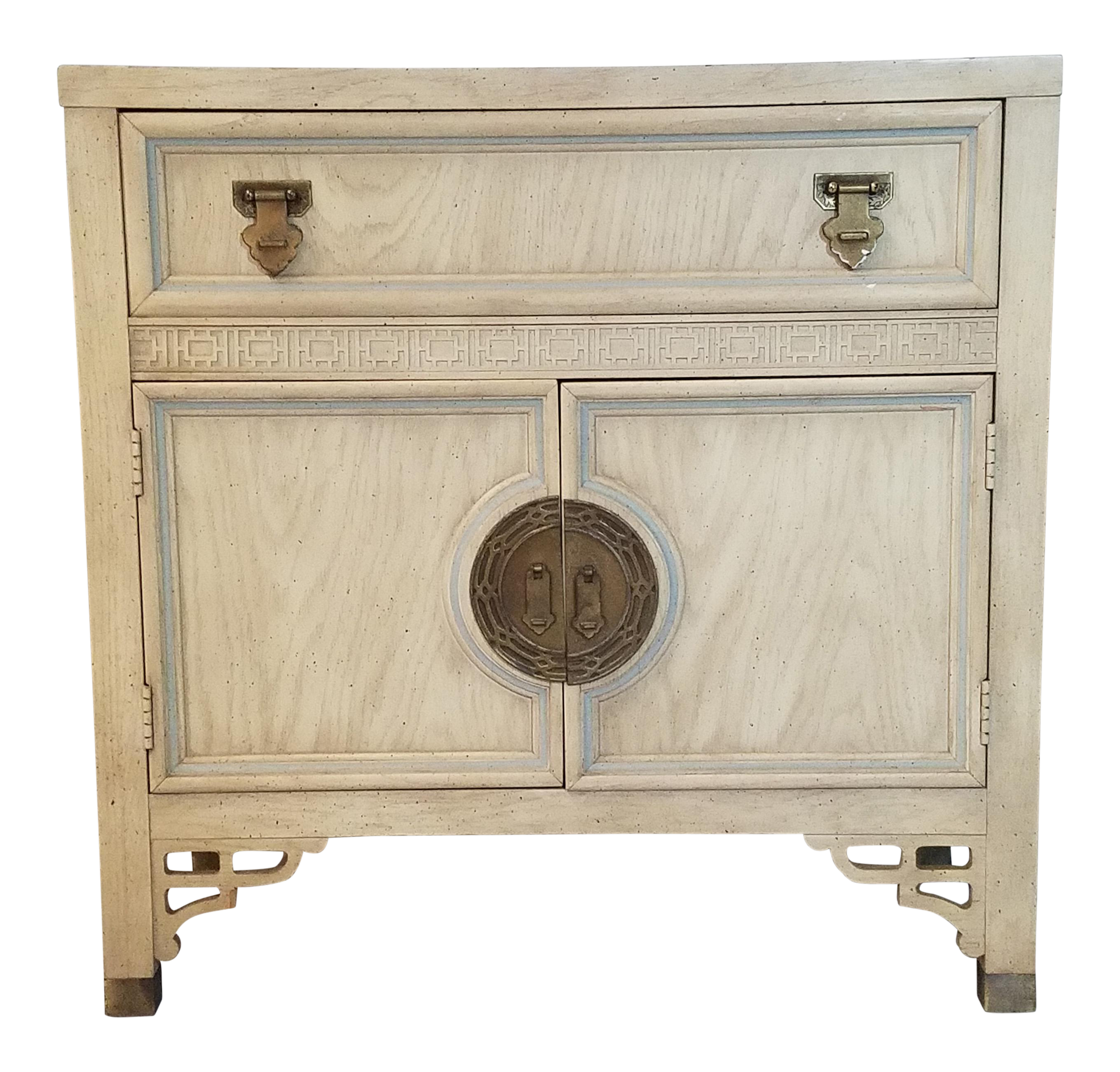 Dixie Furniture Asian Style Bacheloru0027s Chest