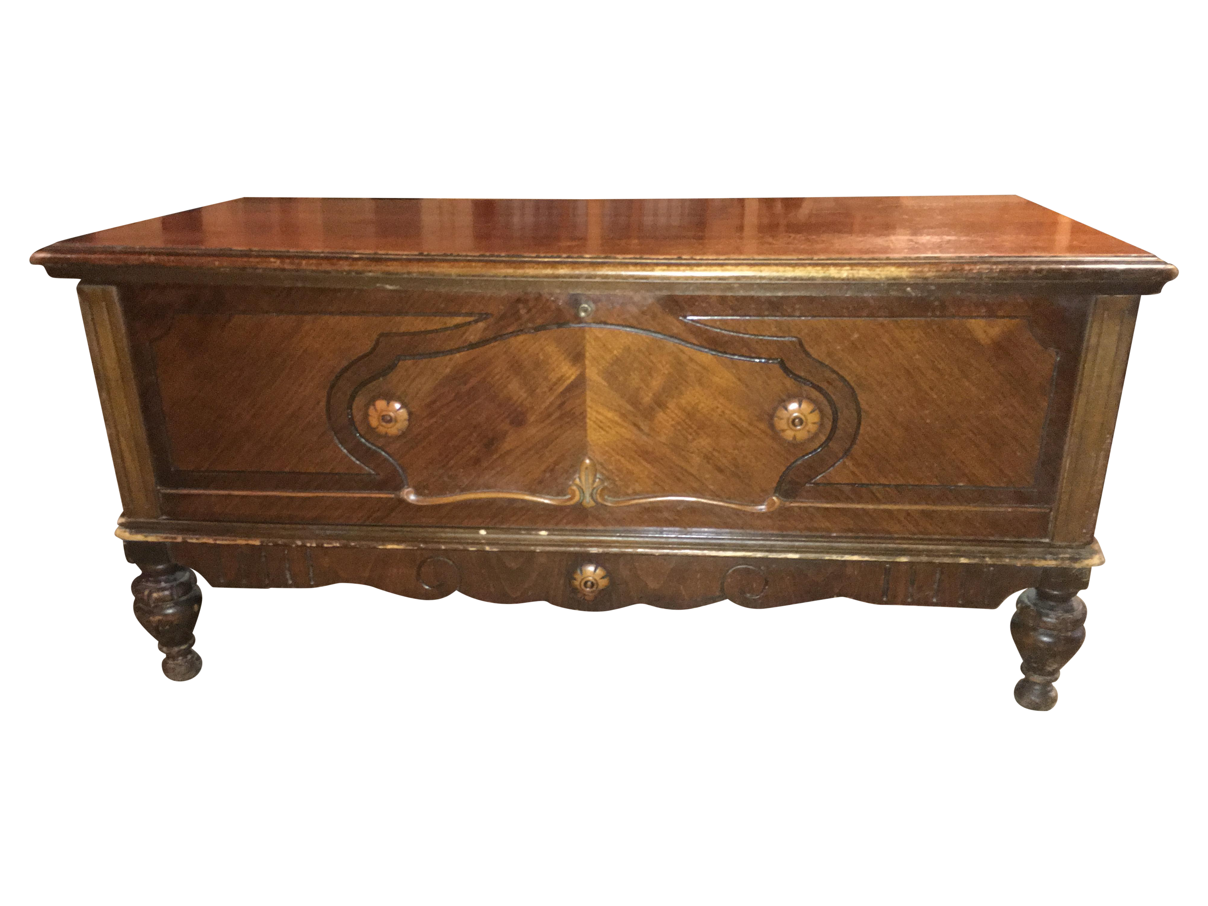 1937 Lane Bedroom Cedar Chest. Vintage   Used Lane Furniture Trunks and Blanket Chests   Chairish