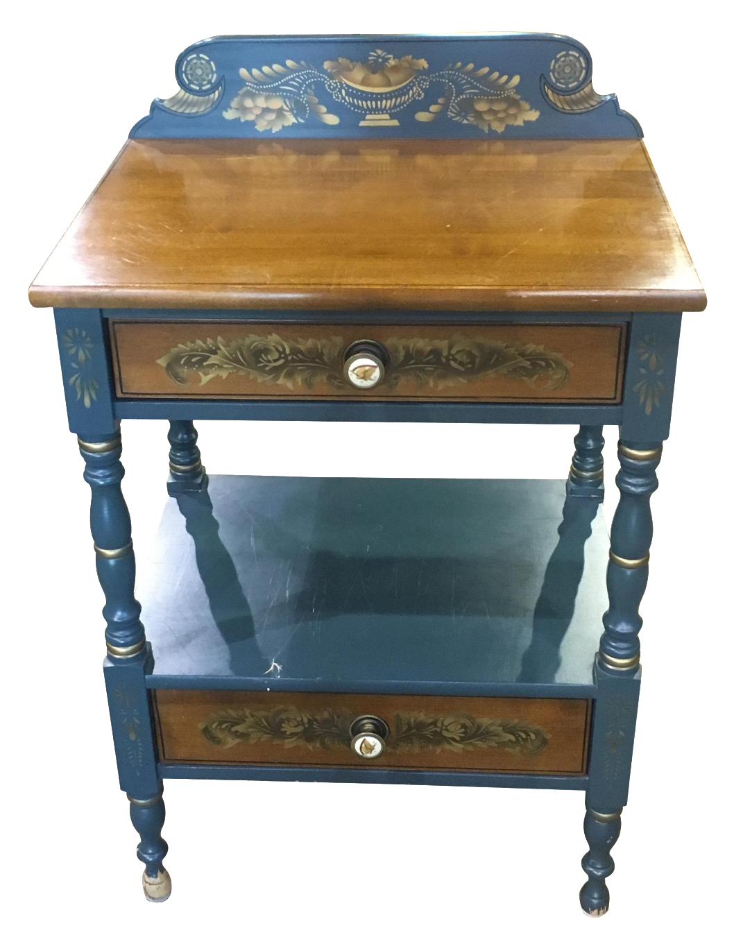 Antique Night Stands Vintage Used Rustic Nightstands Chairish