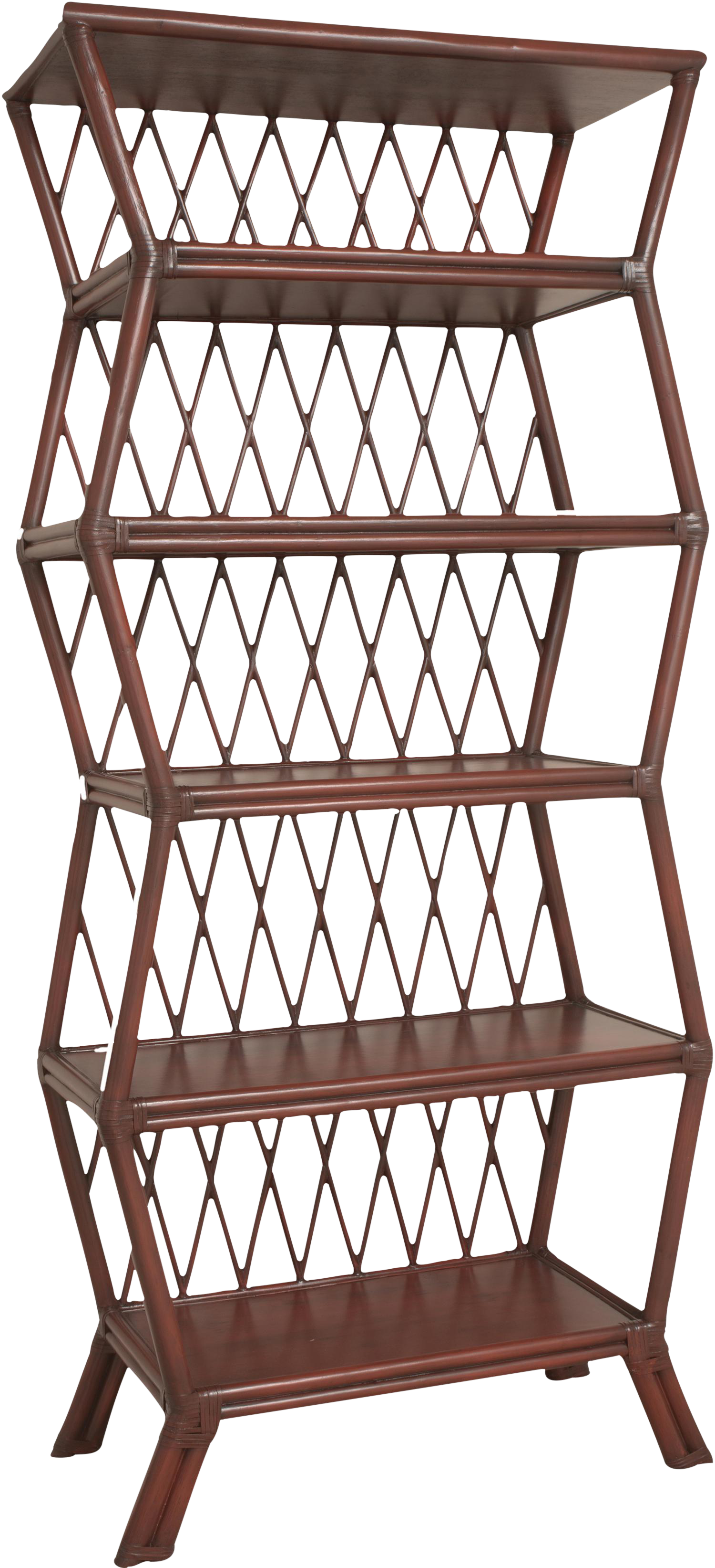 david francis furniture aged chinese red etagere  chairish - image of david francis furniture aged chinese red etagere