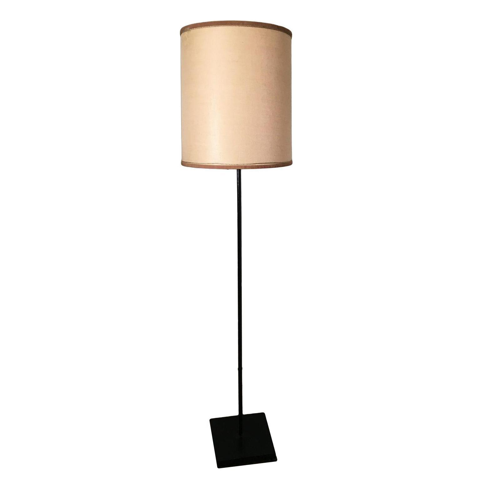 image of herco art midcentury modern floor lamp