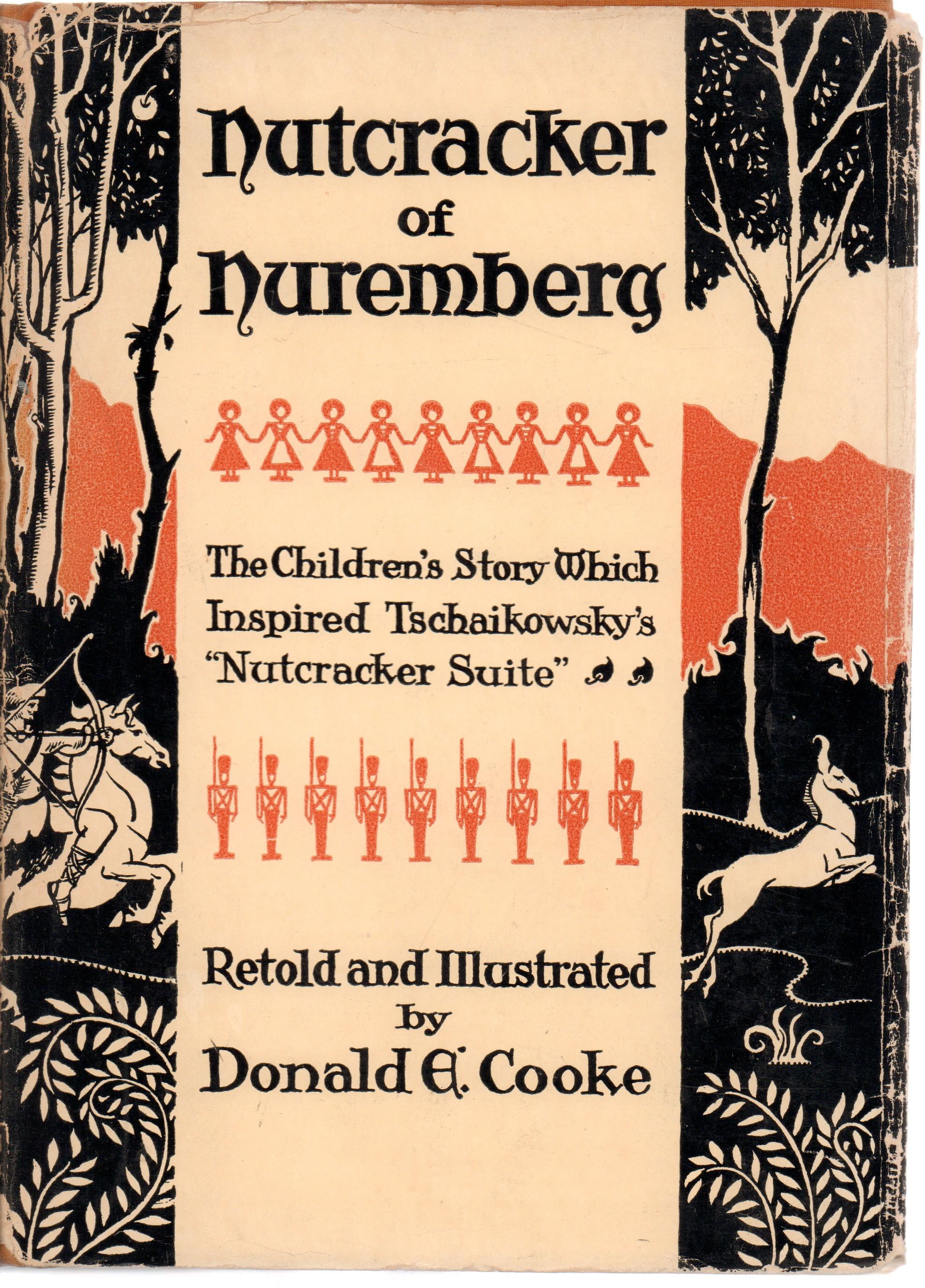 Nutcracker of nuremberg by donald e cooke chairish for Sofa global 6450