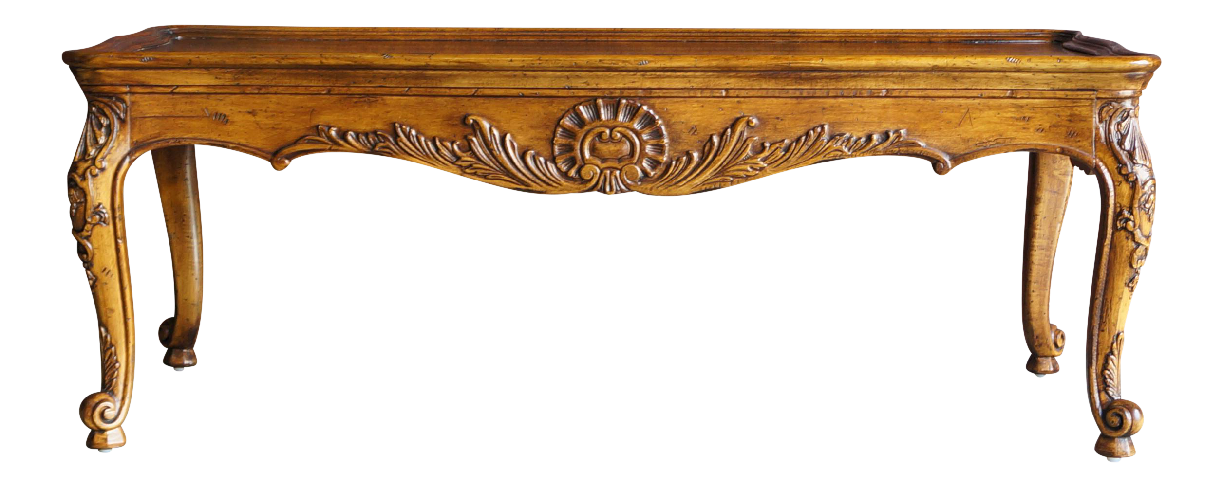 Henredon French Provincial Coffee Table Chairish