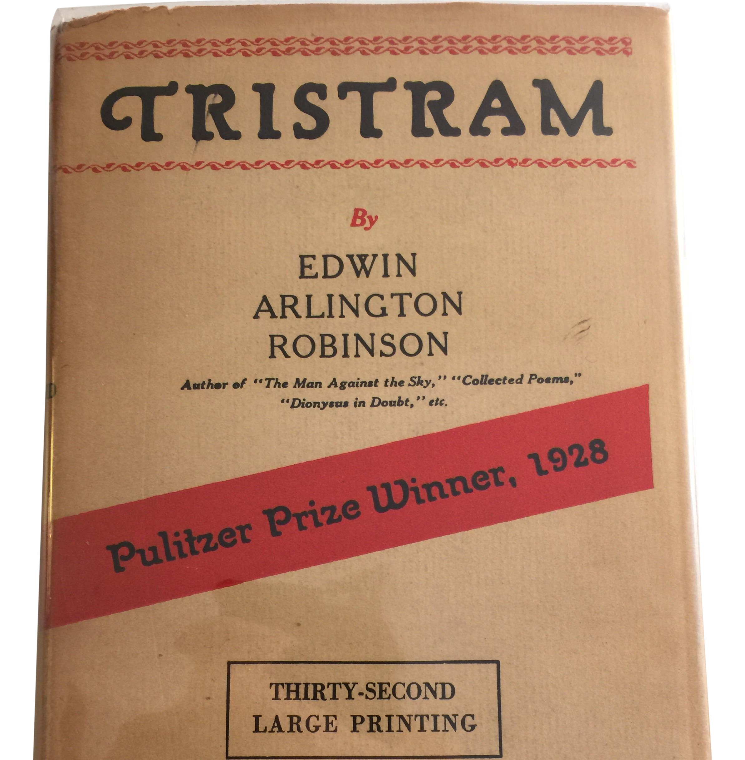 edwin arlington robinson About the poet the rare poet to succeed critically and financially, edwin arlington robinson rejected the twentieth century's liberalized verse forms his diver.