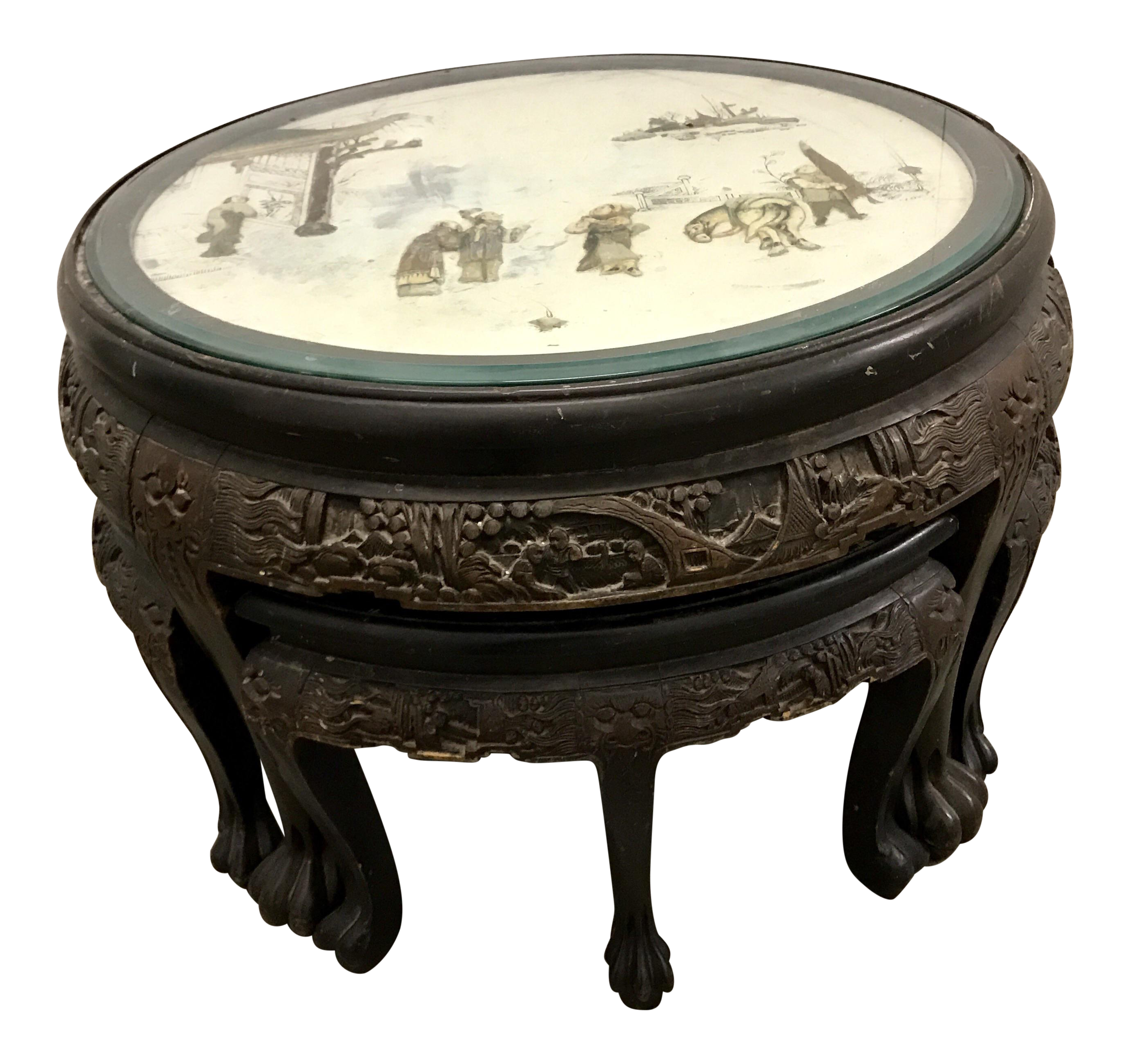 Vintage & Used Chinese Coffee Tables