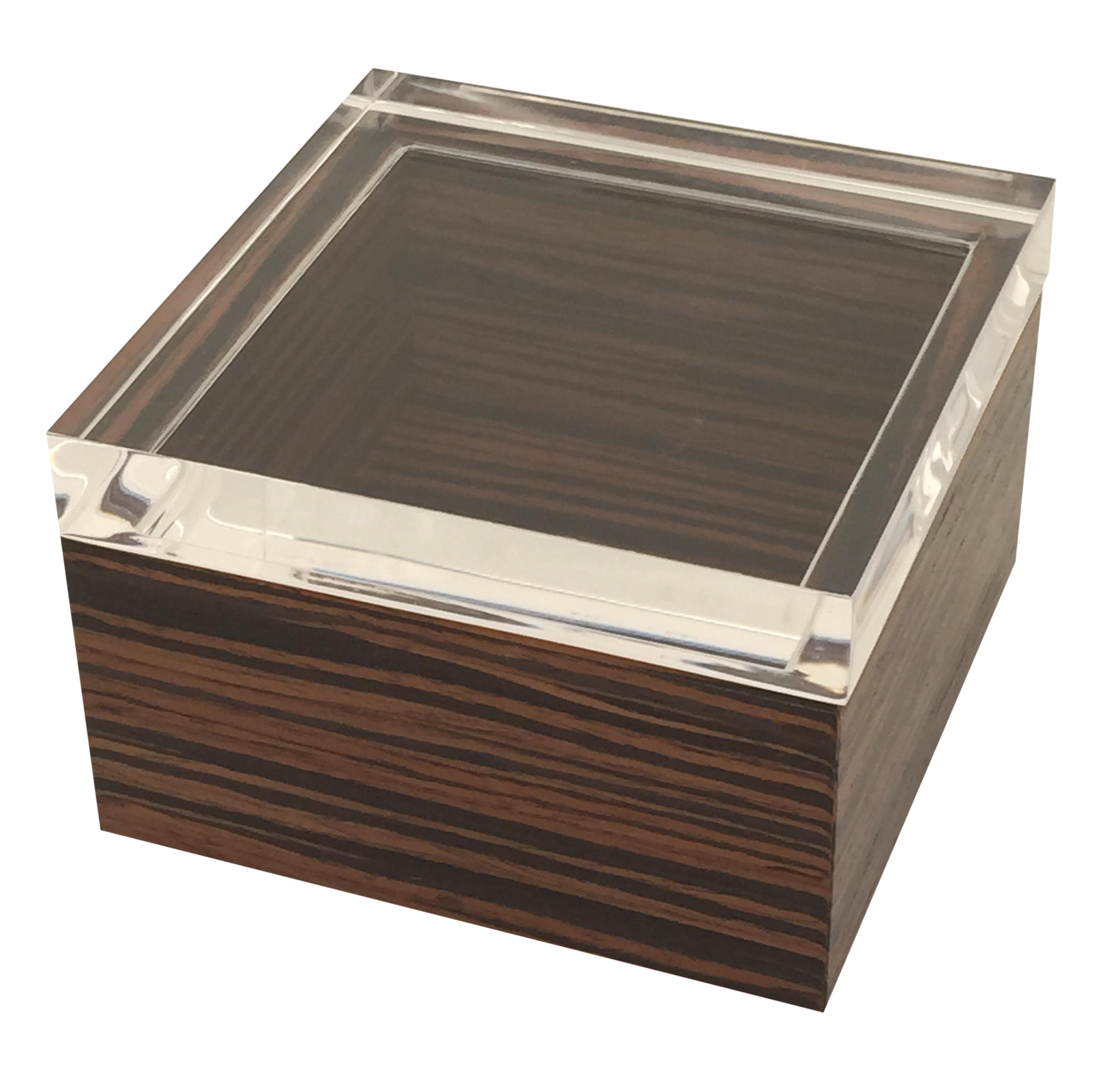 Macassar Ebony and Lucite Jewelry Box Chairish : be85e826 81bc 4155 a5b2 ca8902af03e6 from www.chairish.com size 2202 x 2172 png 1968kB