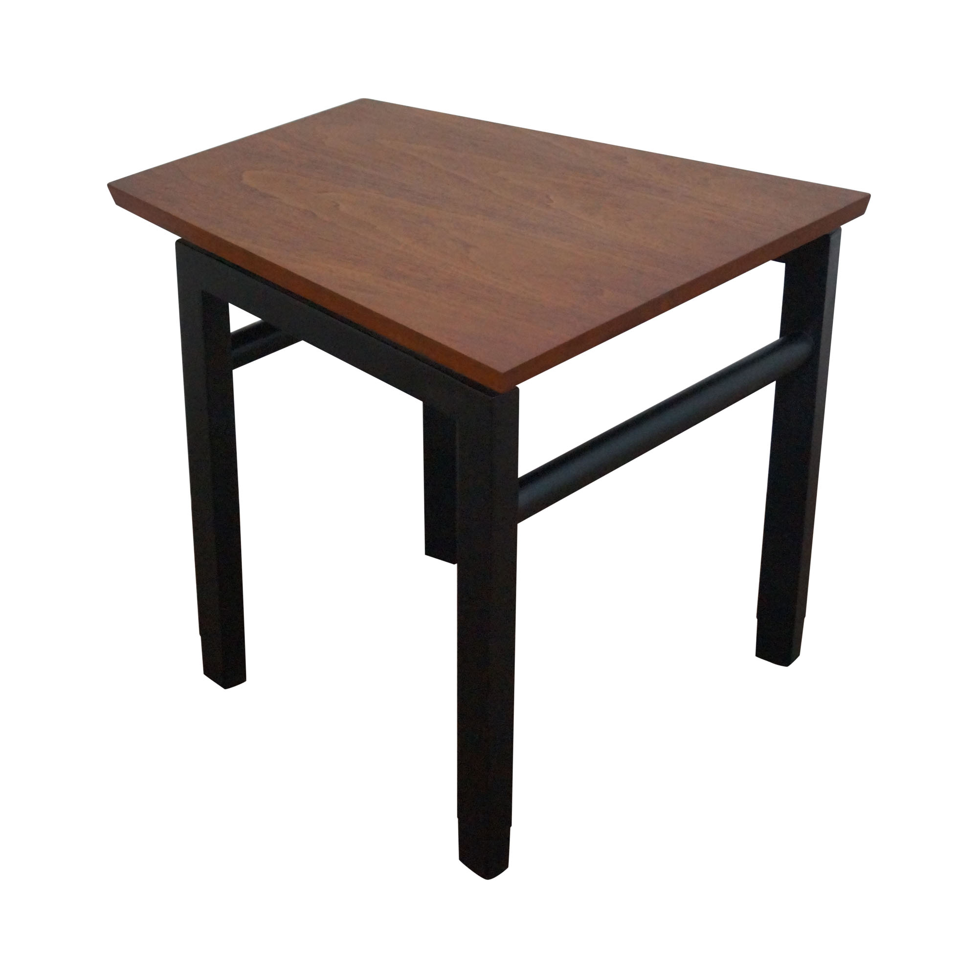 Edward Wormley Dunbar Mid Century Trapezoid Table