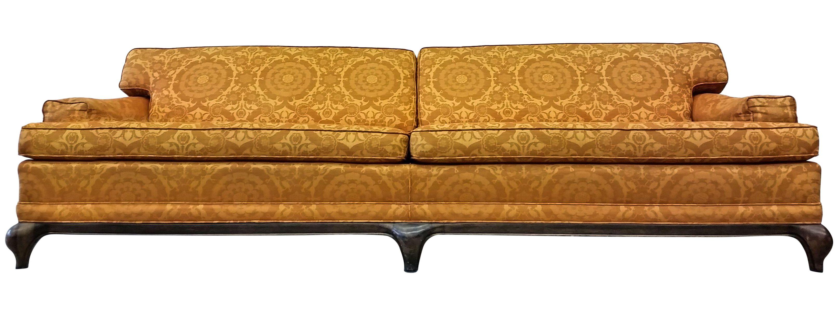 Rare Custom Maurice Bailey Monteverdi Young Sofa