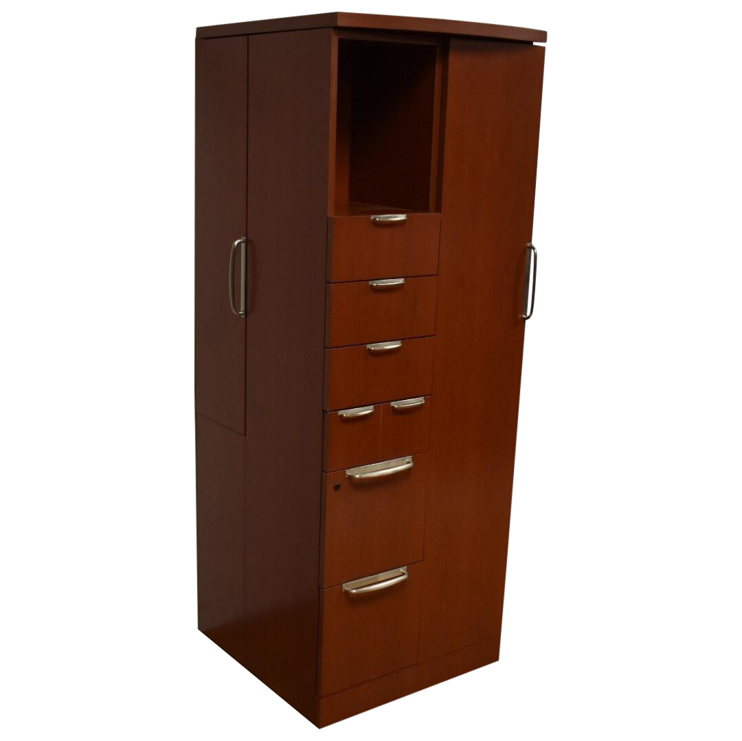 knoll office hanging files storage cabinet chairish
