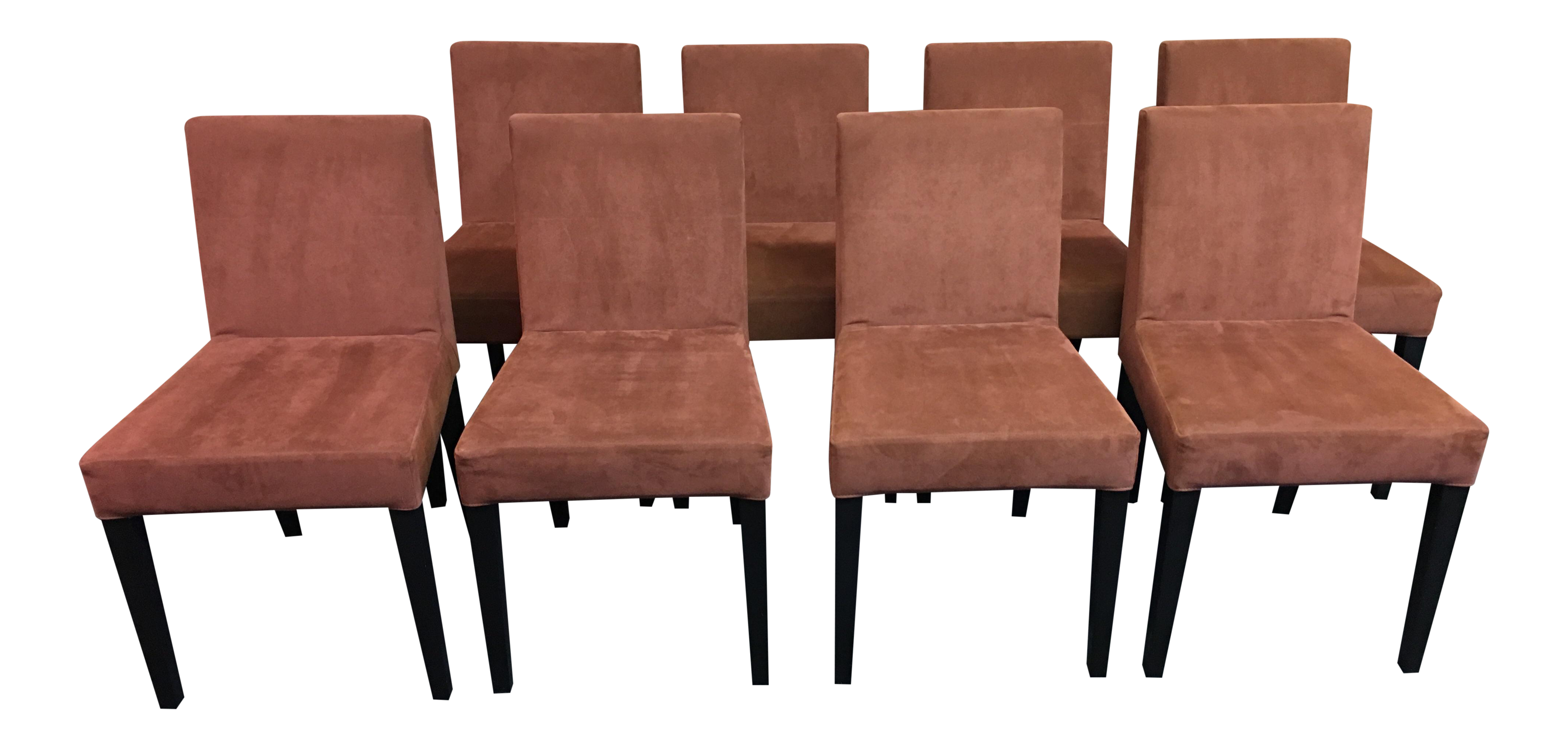 mirrored kitchen cabinets ligne roset line dining chairs set of 8 chairish 23409