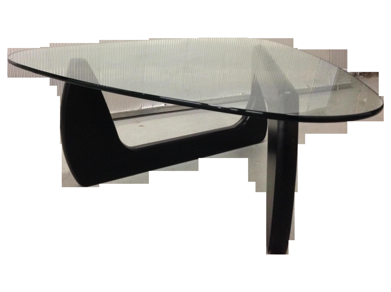 Isamu Noguchi Inspired Modern Coffee Table Chairish