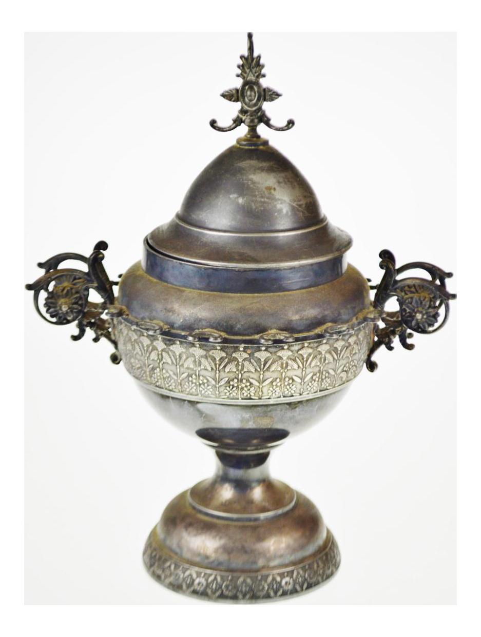 antique 1800 39 s acme silver company victorian silver plate
