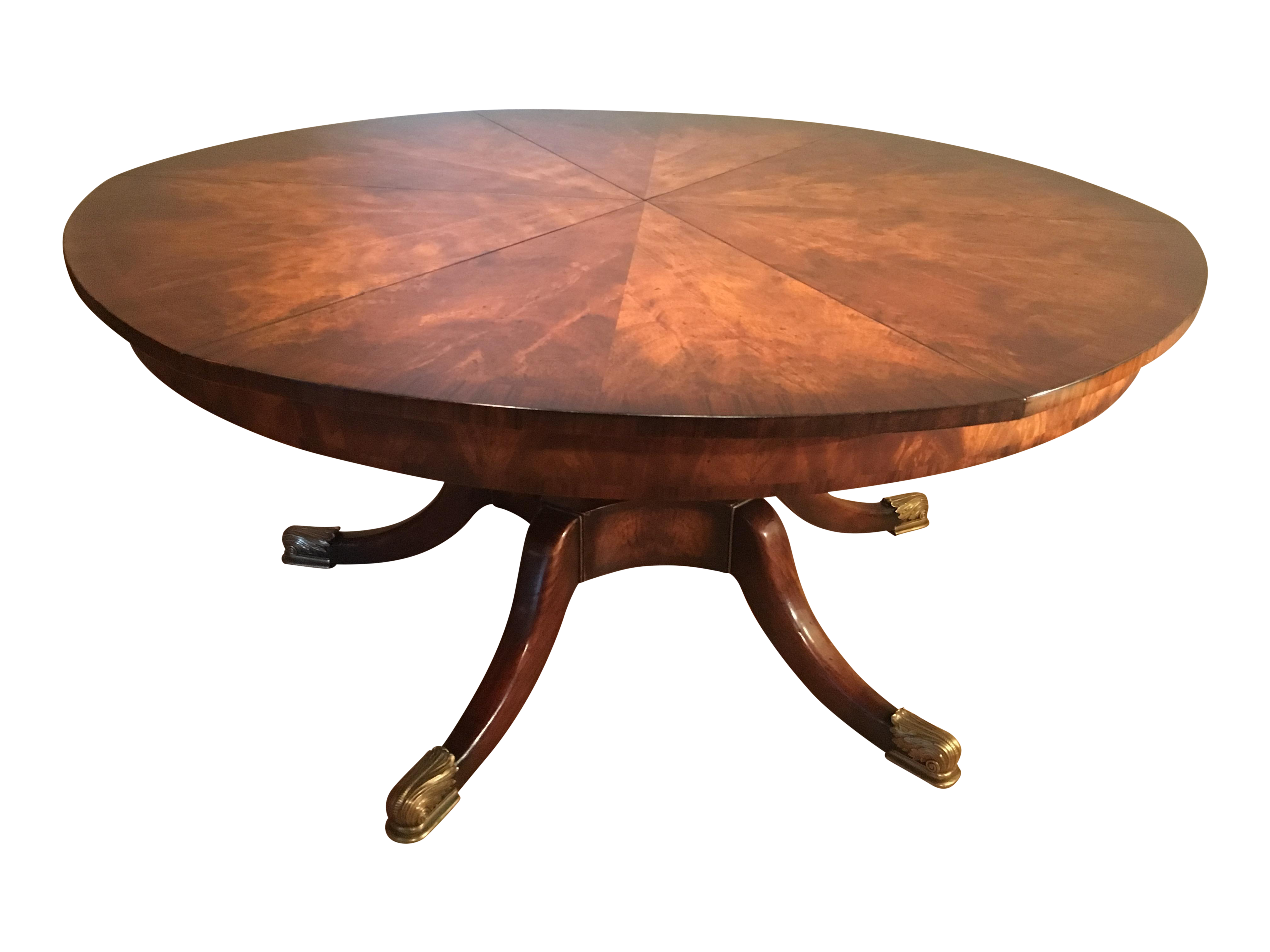 Theodore Alexander Althorpe Round Dining Table