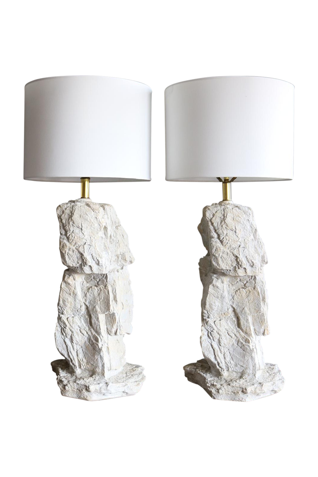 Rock Table Lamps