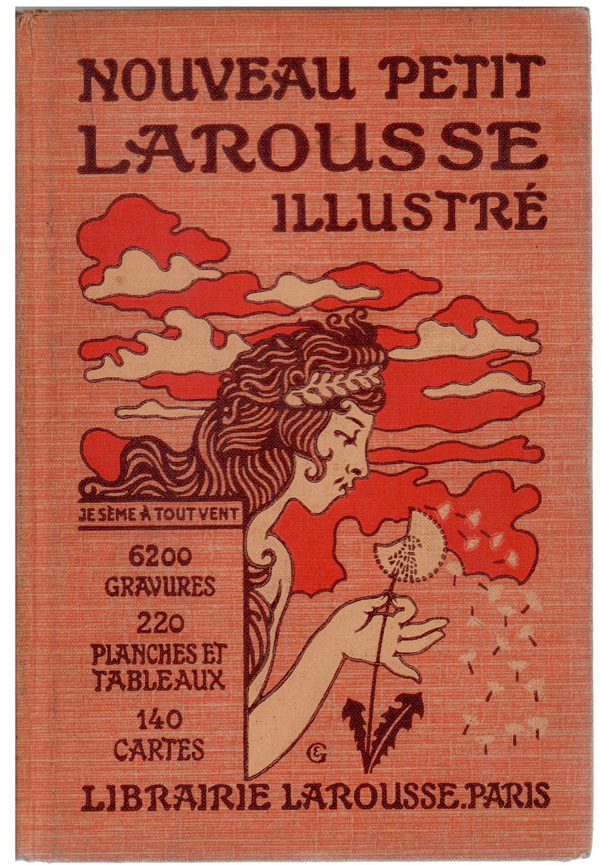 Quot Nouveau Petit Larousse Illustre Quot 1934 Book By Claude Auge