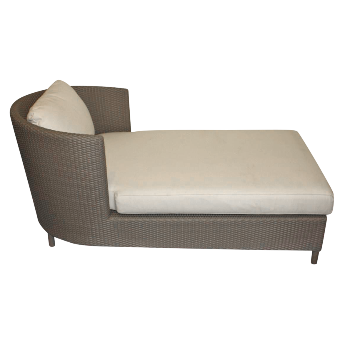 Barbara Barry Harbor Curved Back Lounge Chair Chairish