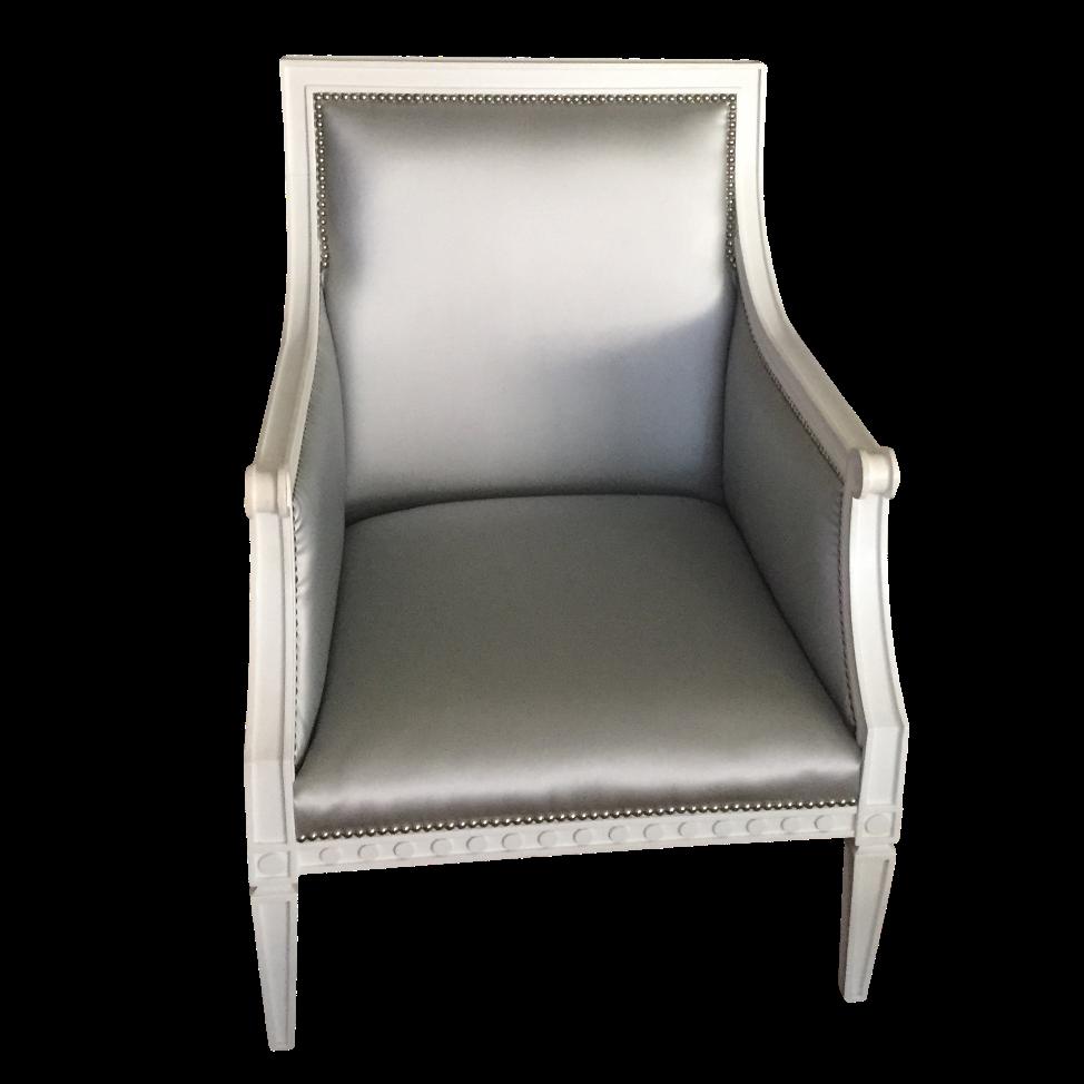 Jonathan Adler Regent Arm Chair Chairish