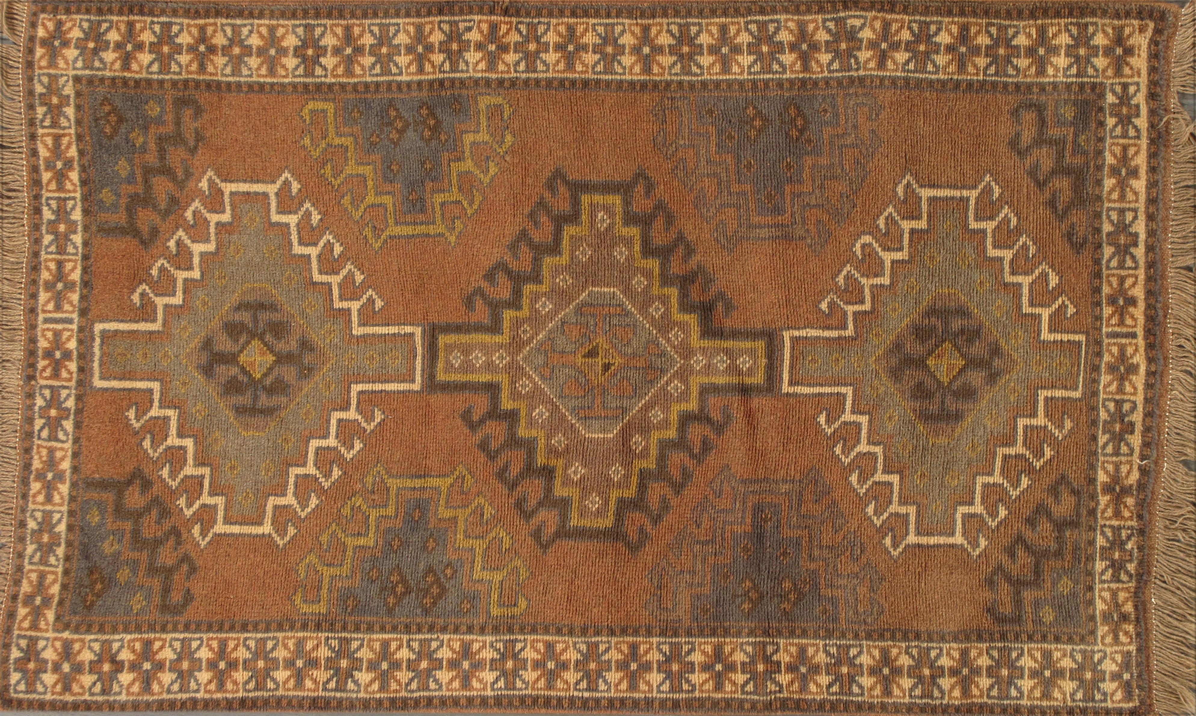 cabinet knobs apadana knotted brown rug 3 9 quot x 6 chairish 12939