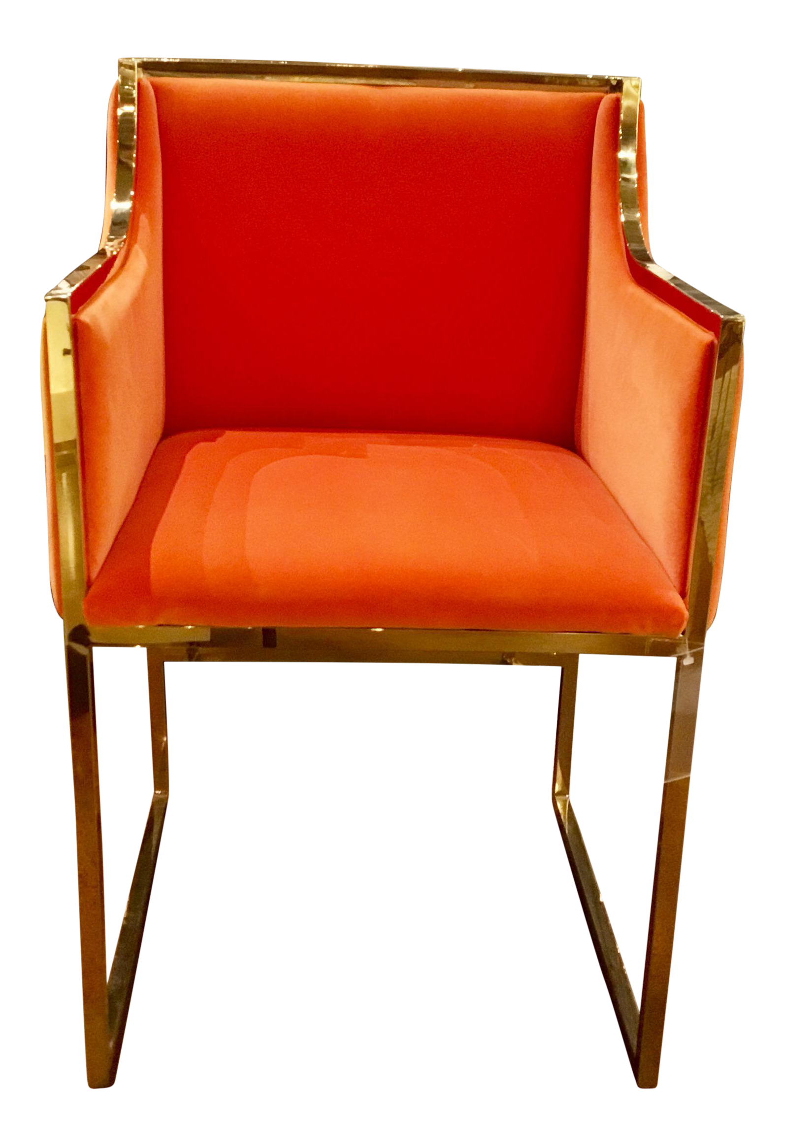 Worlds Away Co Anabelle Chair Chairish