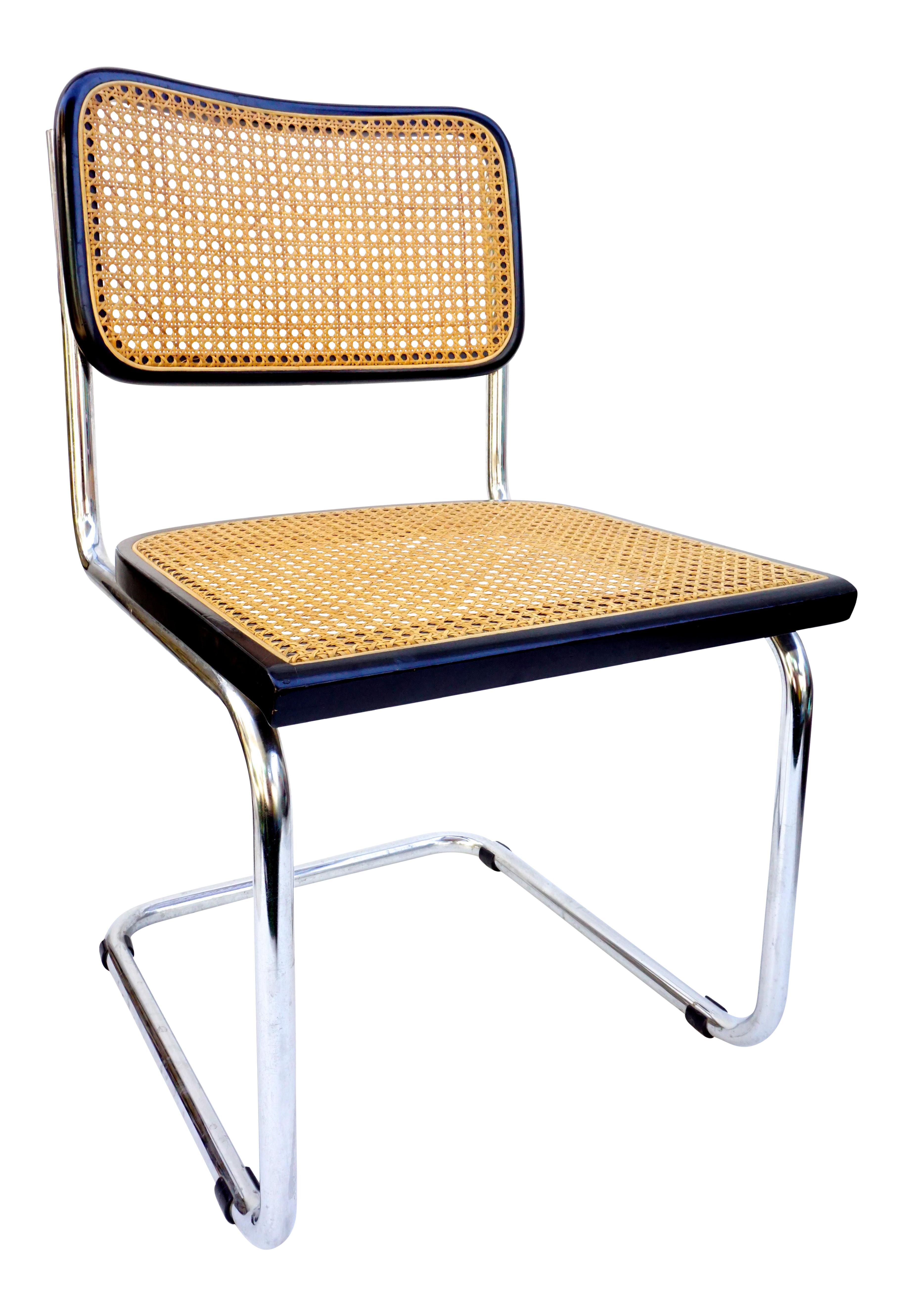 Vintage bauhaus marcel breuer b32 cantilever chair chairish geotapseo Choice Image