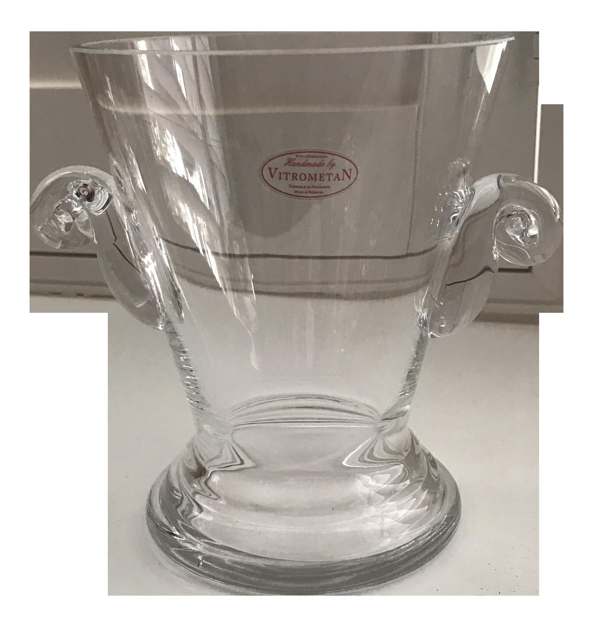Vintage Vitrometan Ice Bucket Chairish