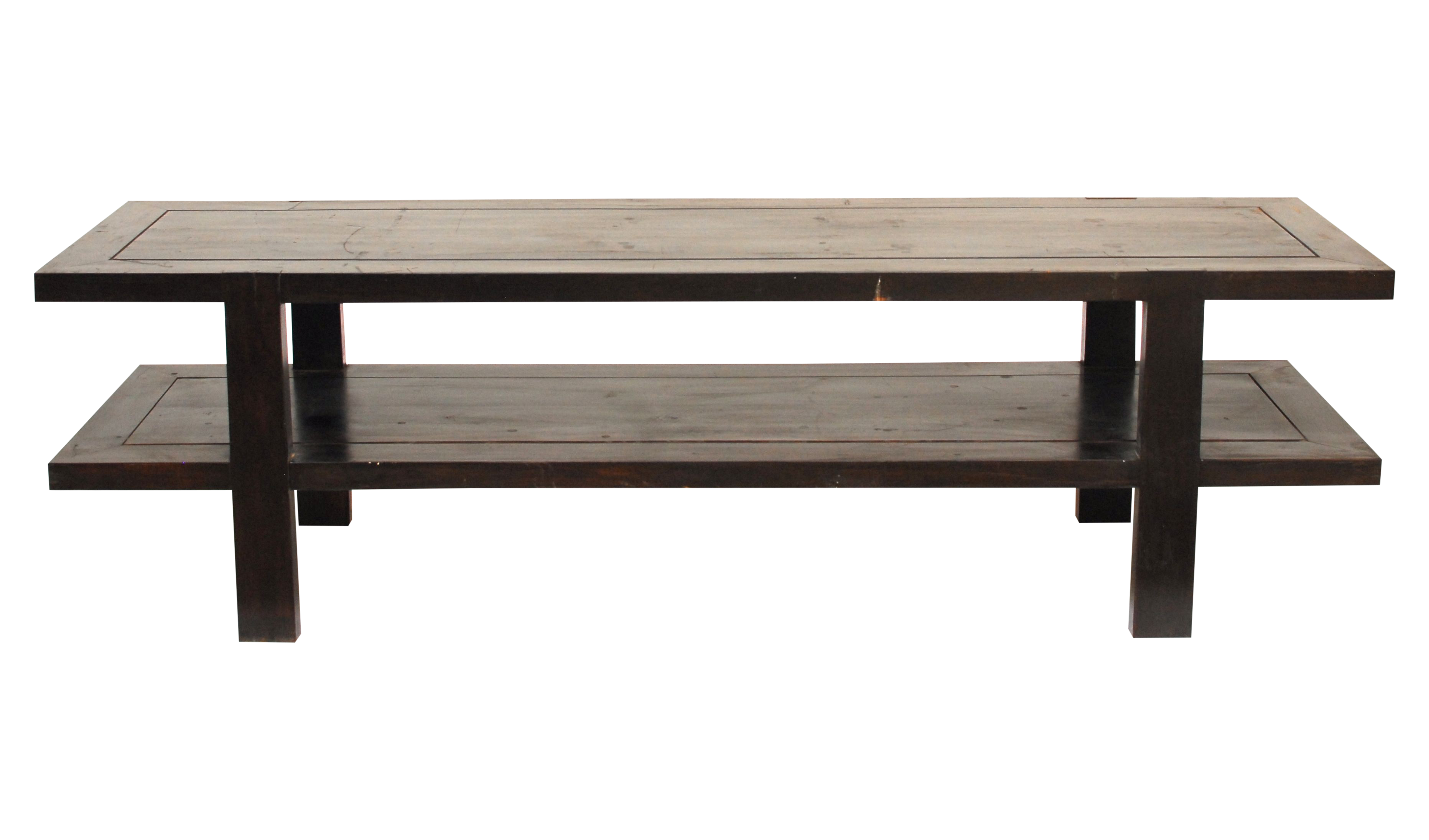 Asian Rosewood TV Stand Console Table Chairish