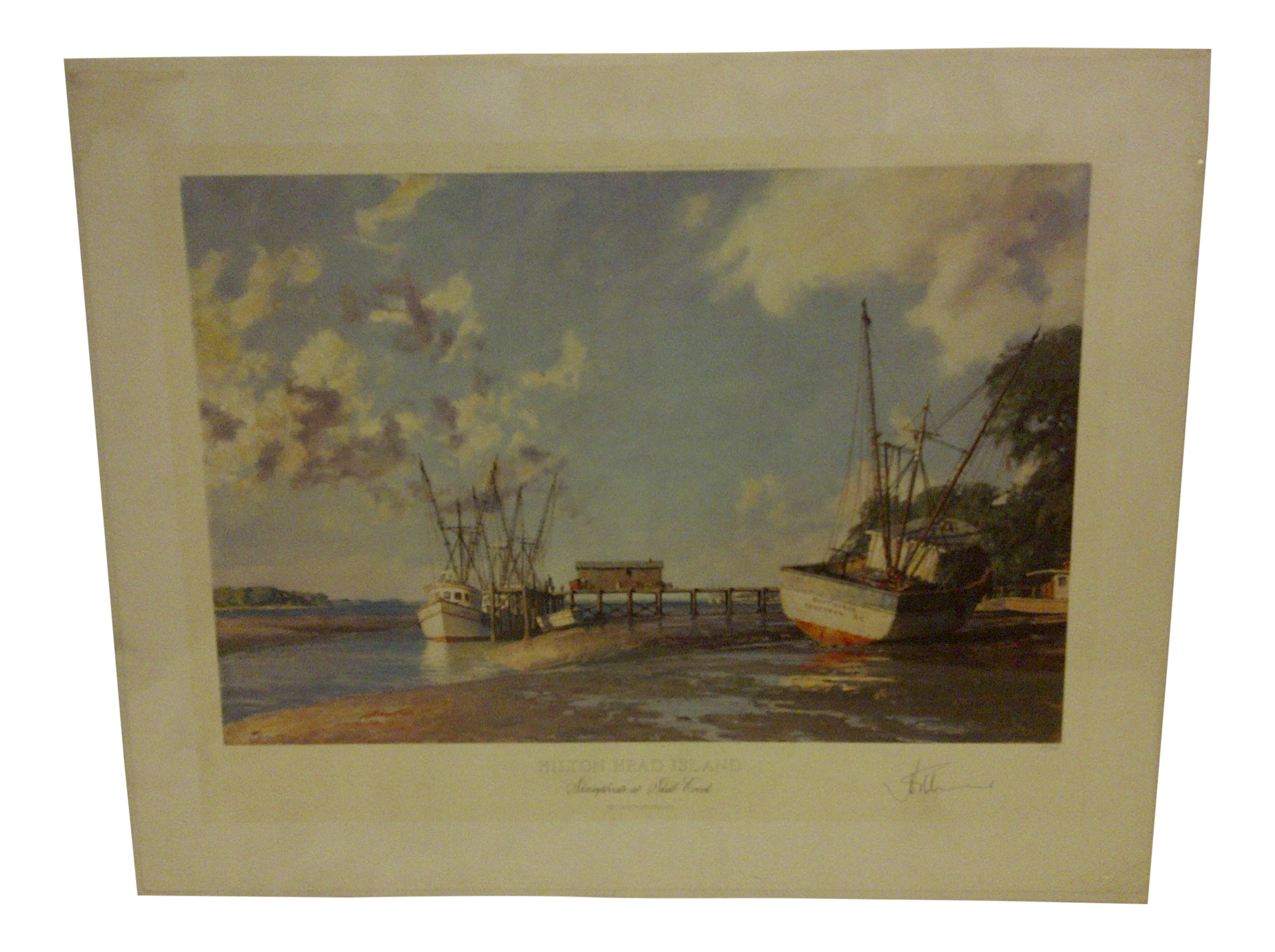 Original John Stobart Signed Artist S Proof Print