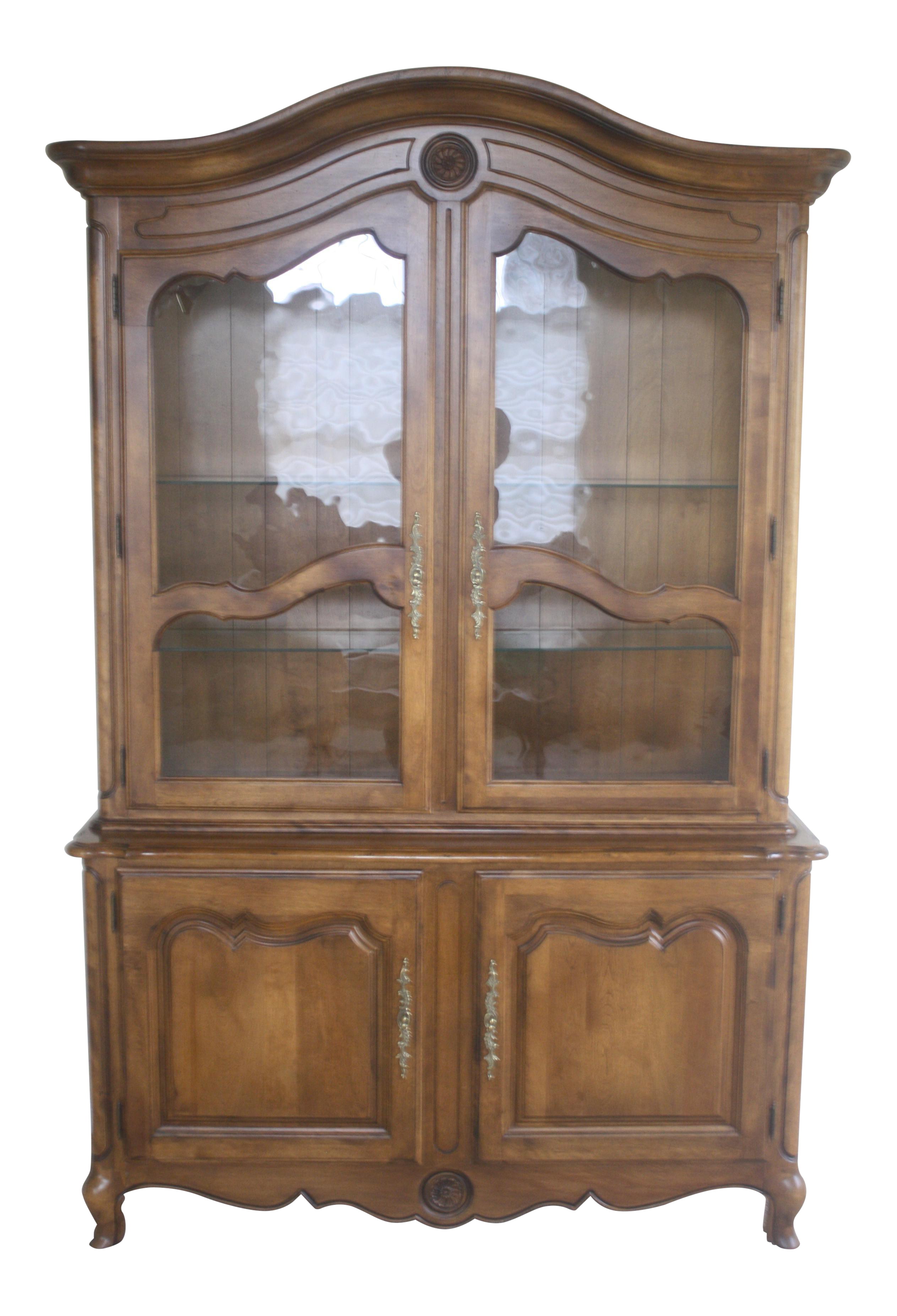 French country china cabinets - French Country China Cabinets 12