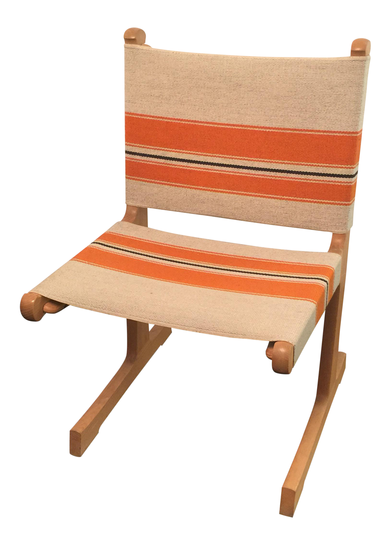 Teak Occasional Chair By John Stuart For France And Sons