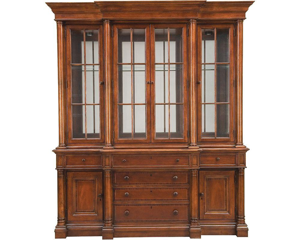 Thomasville Traditional China Cabinet Chairish