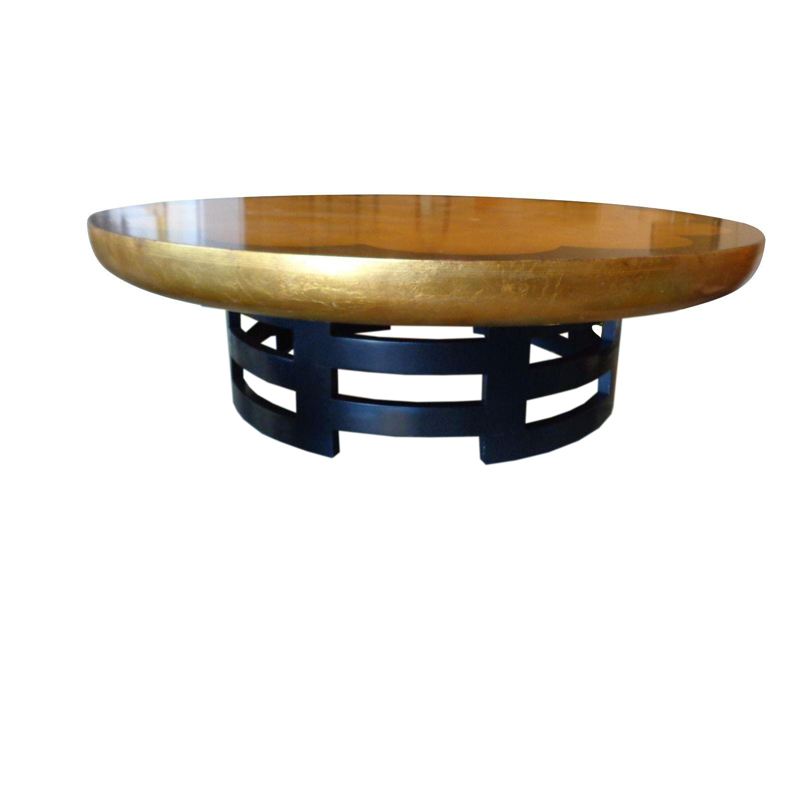 "Kittinger ""Lotus"" Coffee Table"