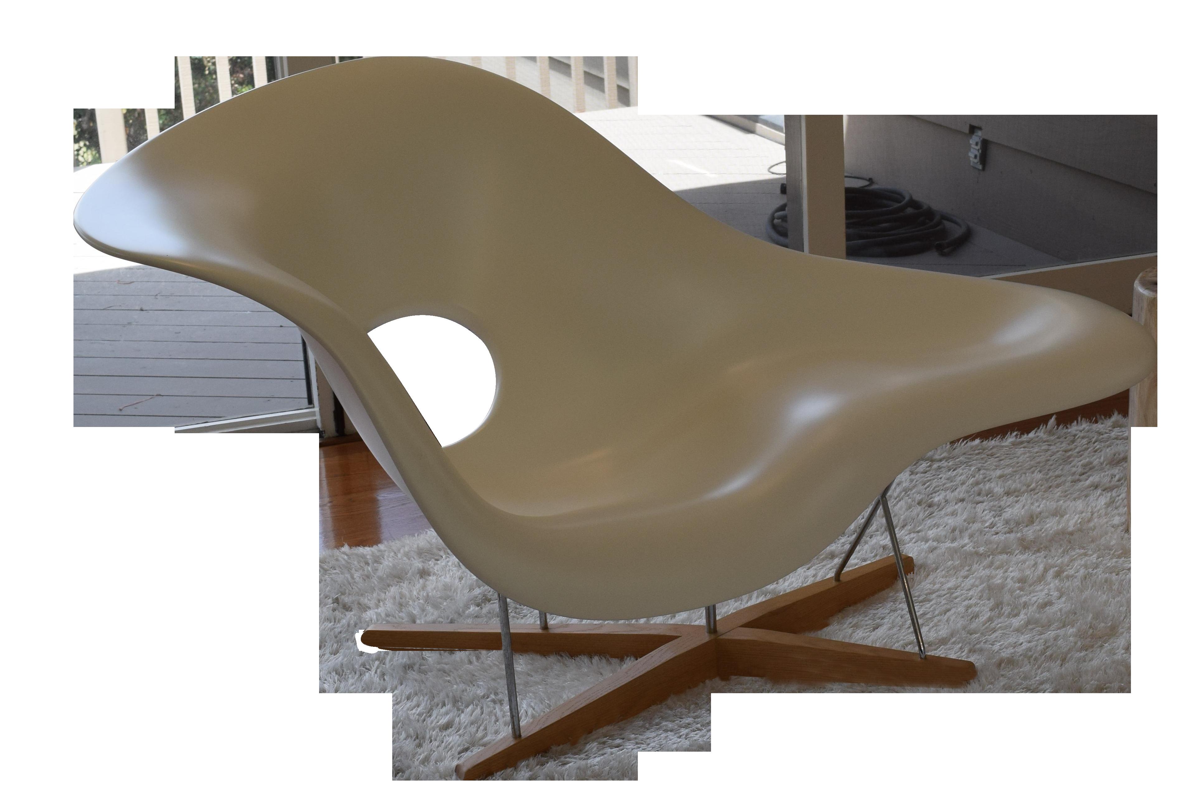 Chaise A Bascule Eames Vitra