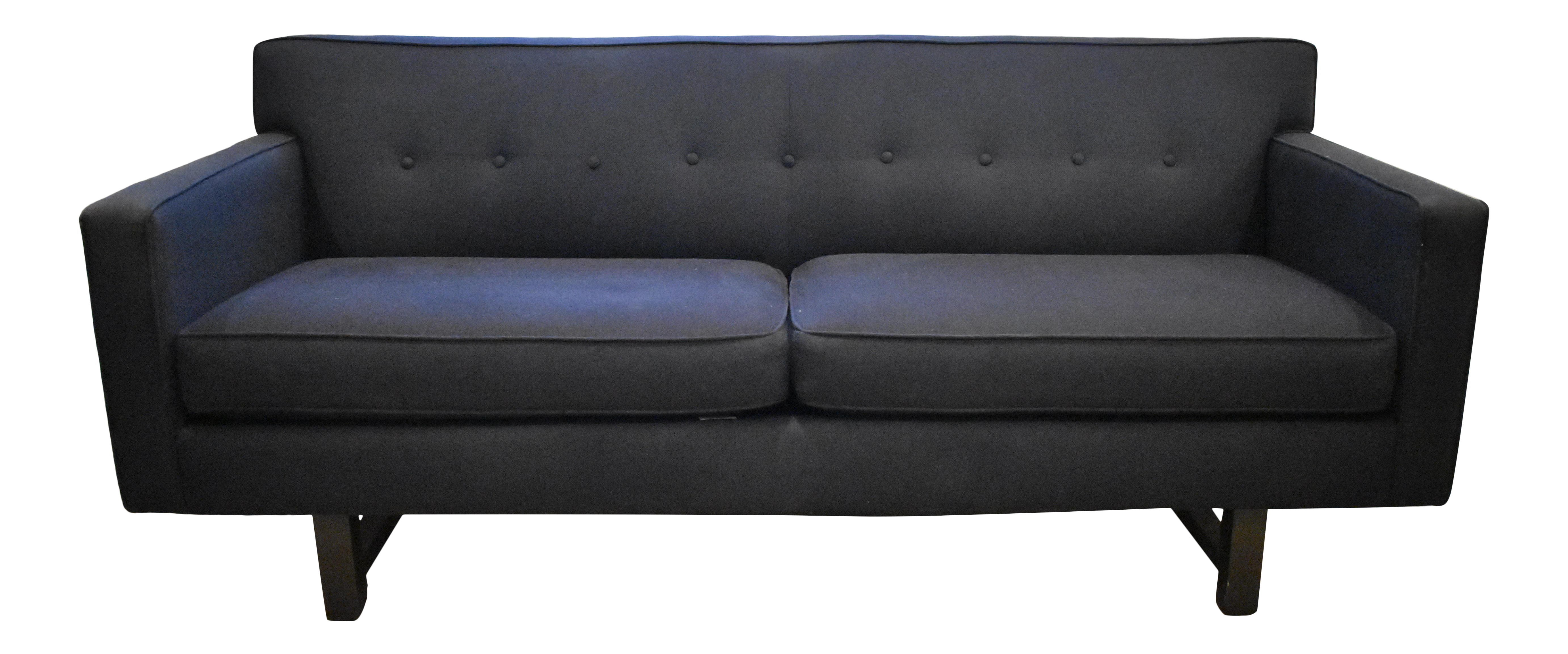 Room and Board Andre Navy Sofa