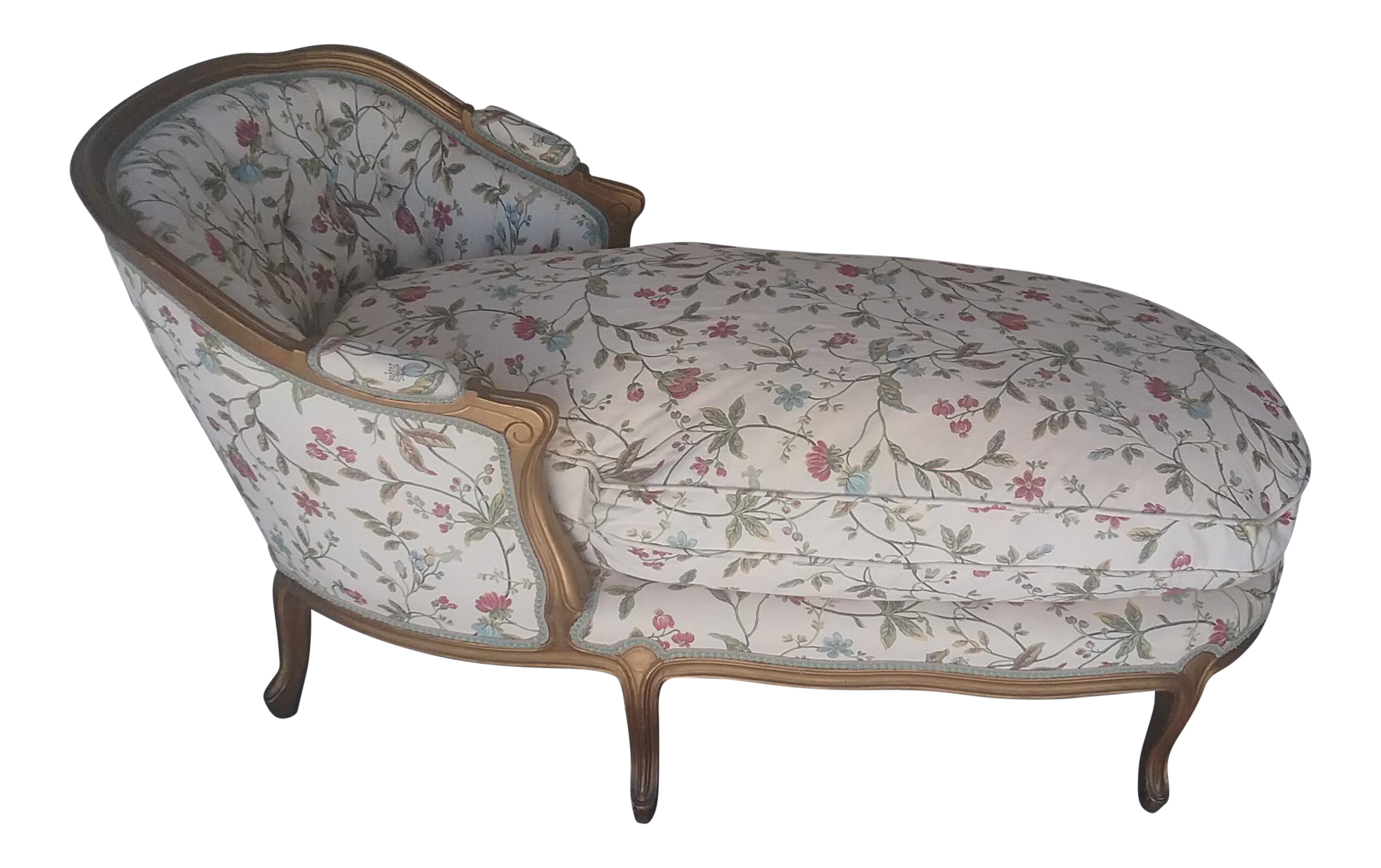 sc 1 st  Chairish : french country chaise lounge - Sectionals, Sofas & Couches