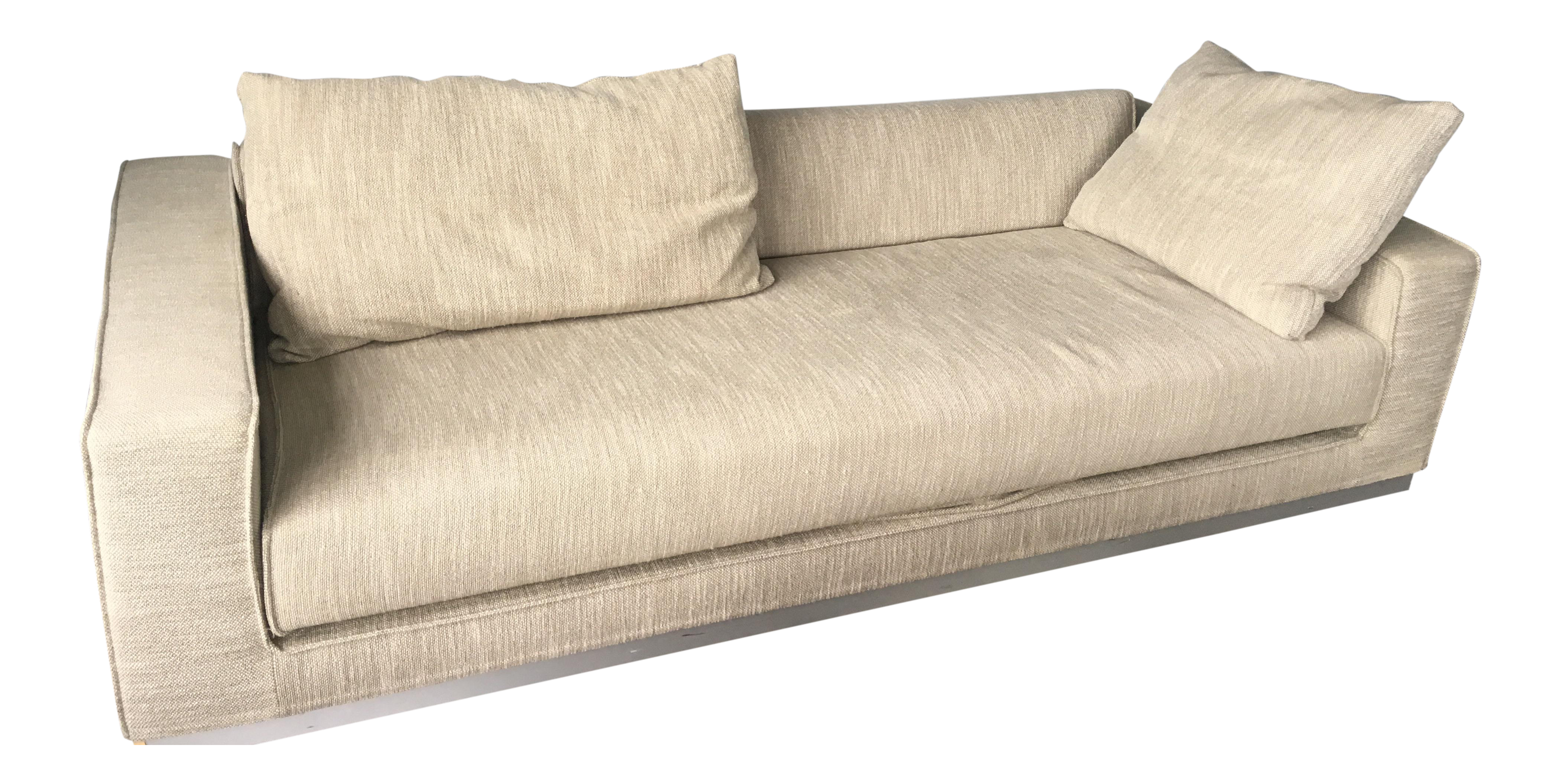 Sofa bed design within reach - Image Of Design Within Reach Havana Sleeper Sofa Bed