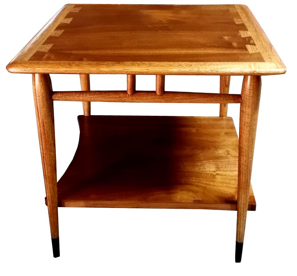 Lane Acclaim Series Coffee Table: Lane Acclaim Series Walnut Side Table