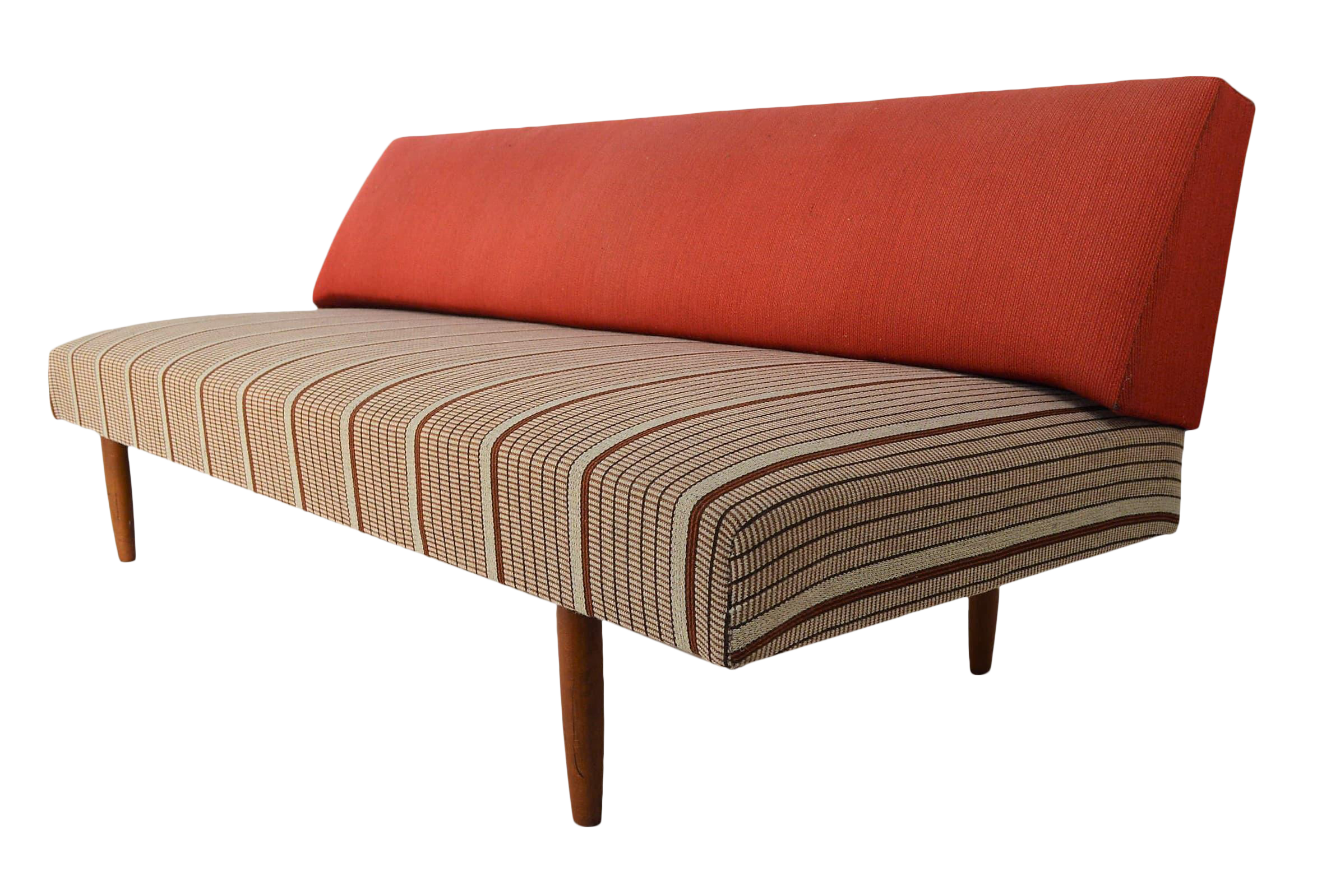 vintage knoll richard stein daybed sofa couch