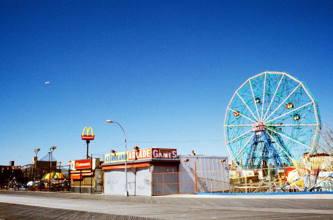 Vintage Original Ny Coney Island Photograph Chairish