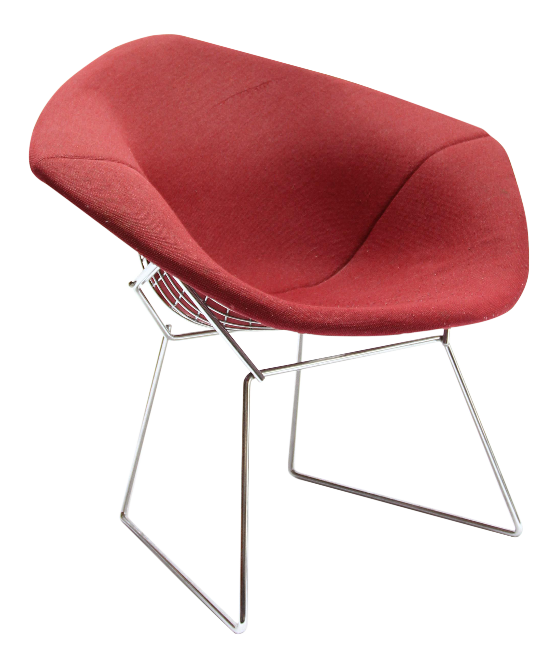 Bertoia diamond chair vintage - Image Of Vintage Knoll Bertoia Diamond Chair