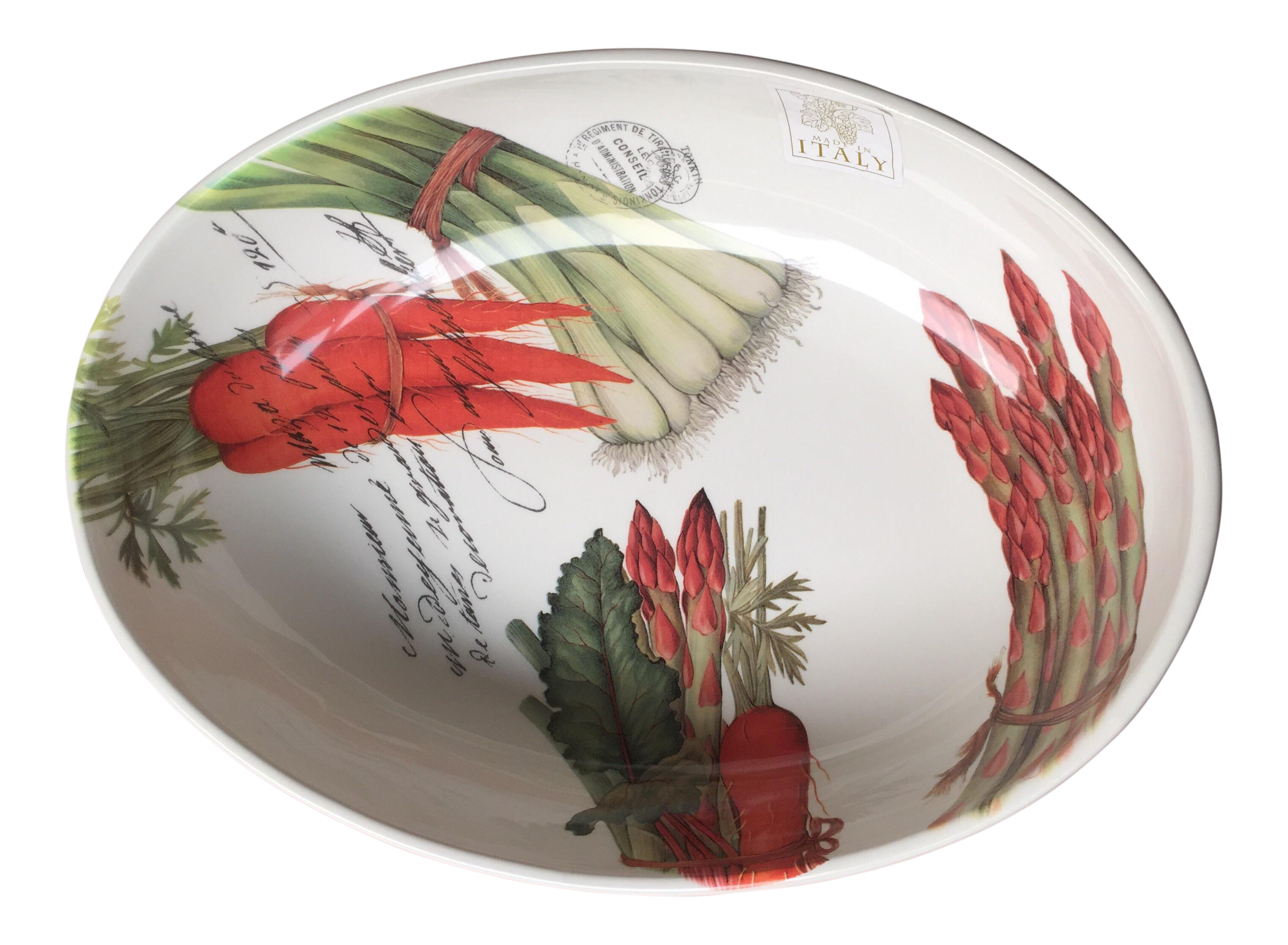 Handmade Italian Serving Bowl Effetti D Arte Chairish