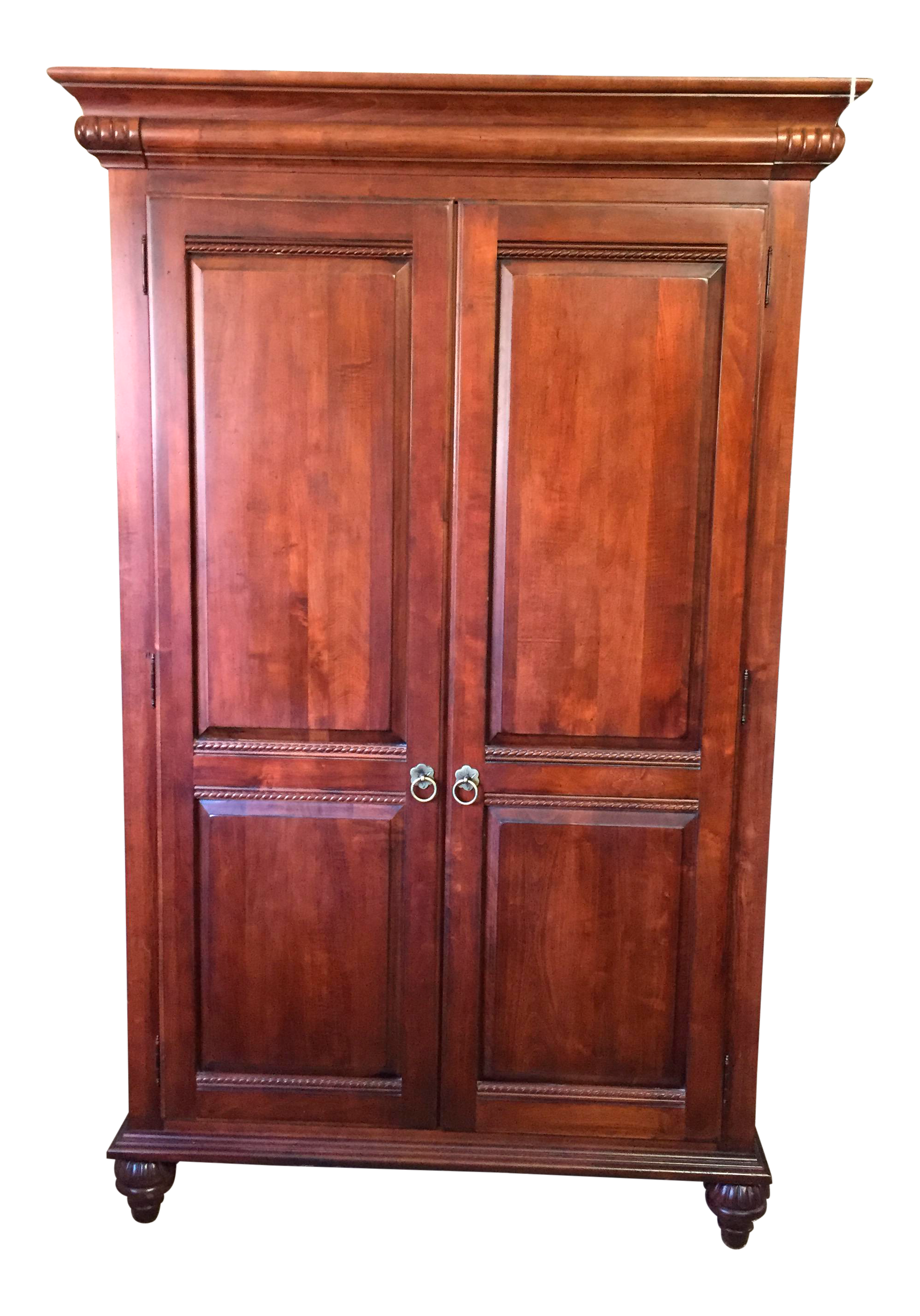 Second Hand Kitchen Unit Doors Vintage Armoires Picked For You Chairish