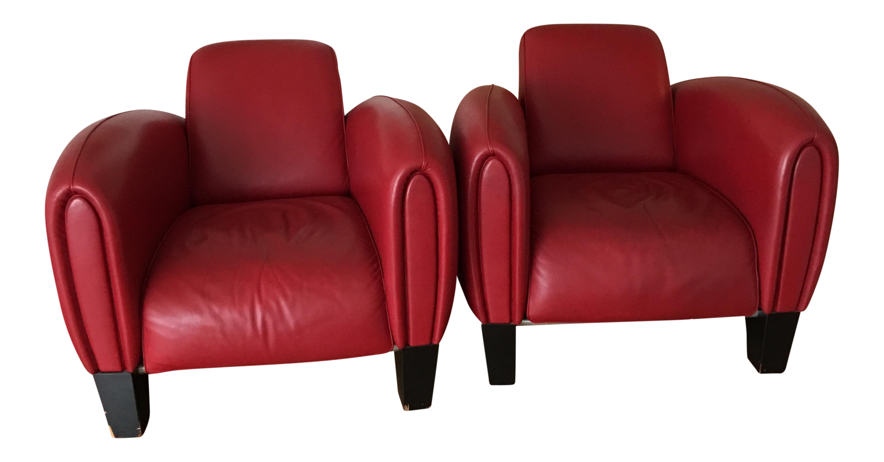 de sede ds 57 lounge chairs a pair chairish. Black Bedroom Furniture Sets. Home Design Ideas